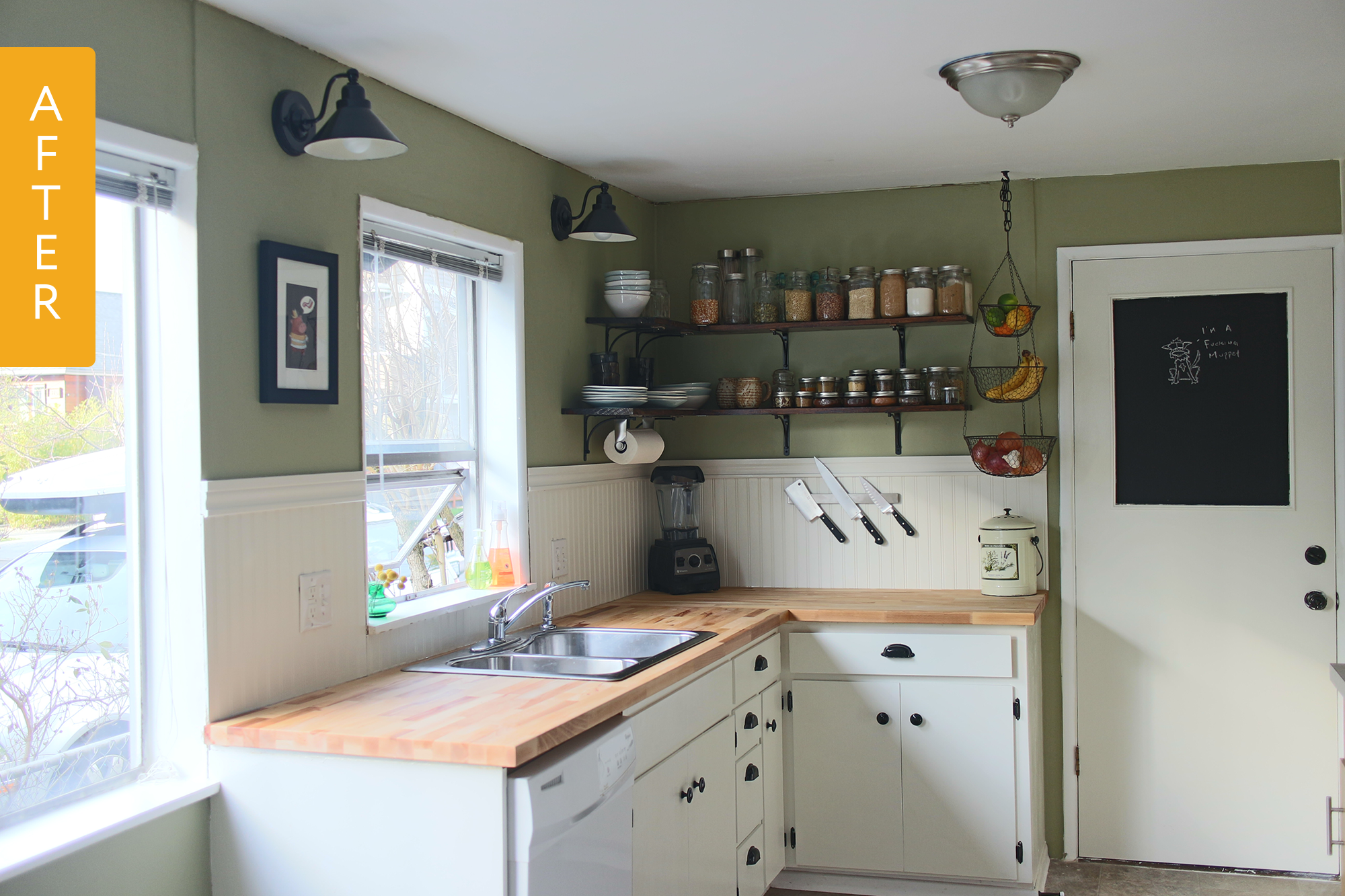 15 Kitchen Transformations That Will Your Mind Kitchn