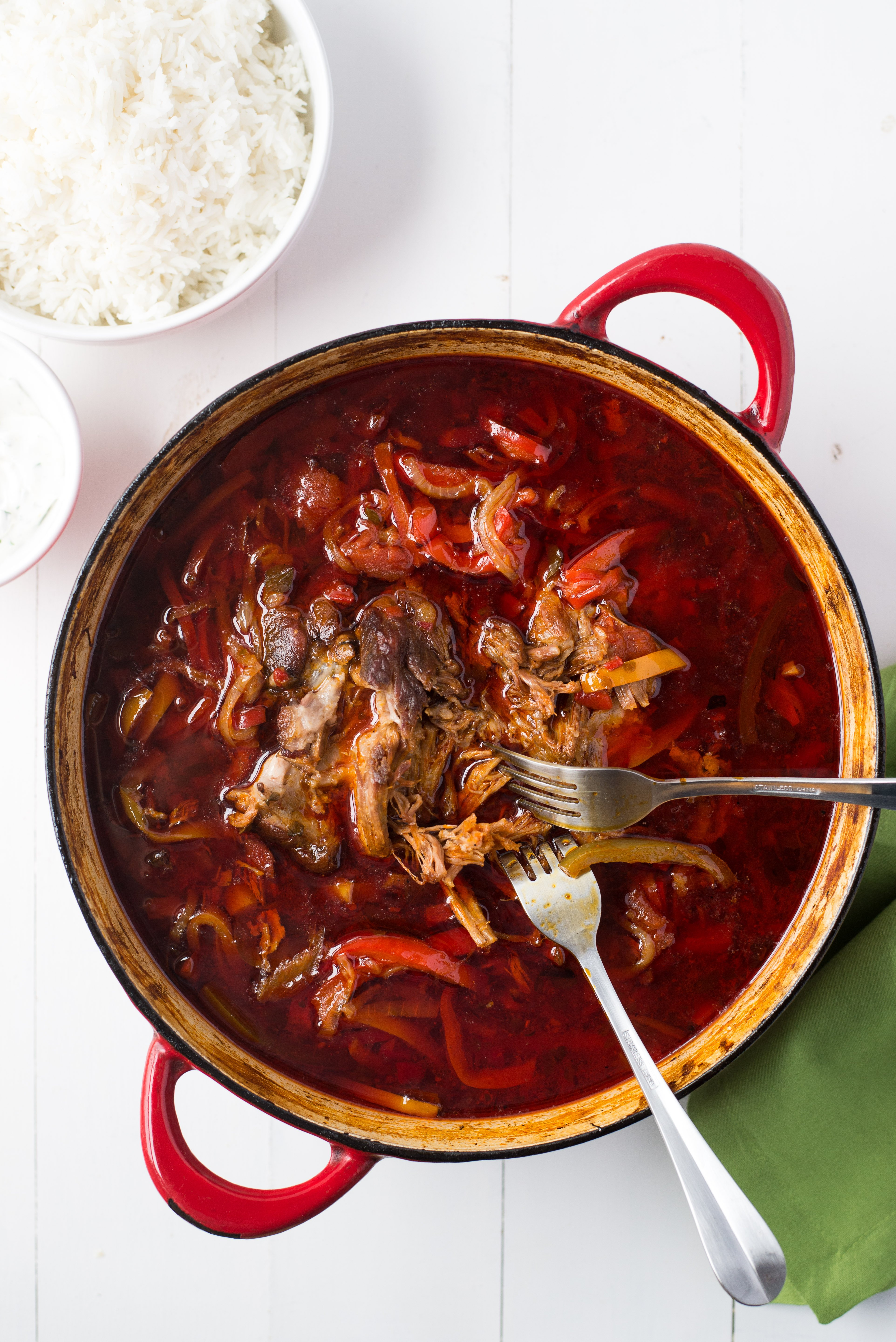 Jamie Olivers Pork And Chile Pepper Goulash