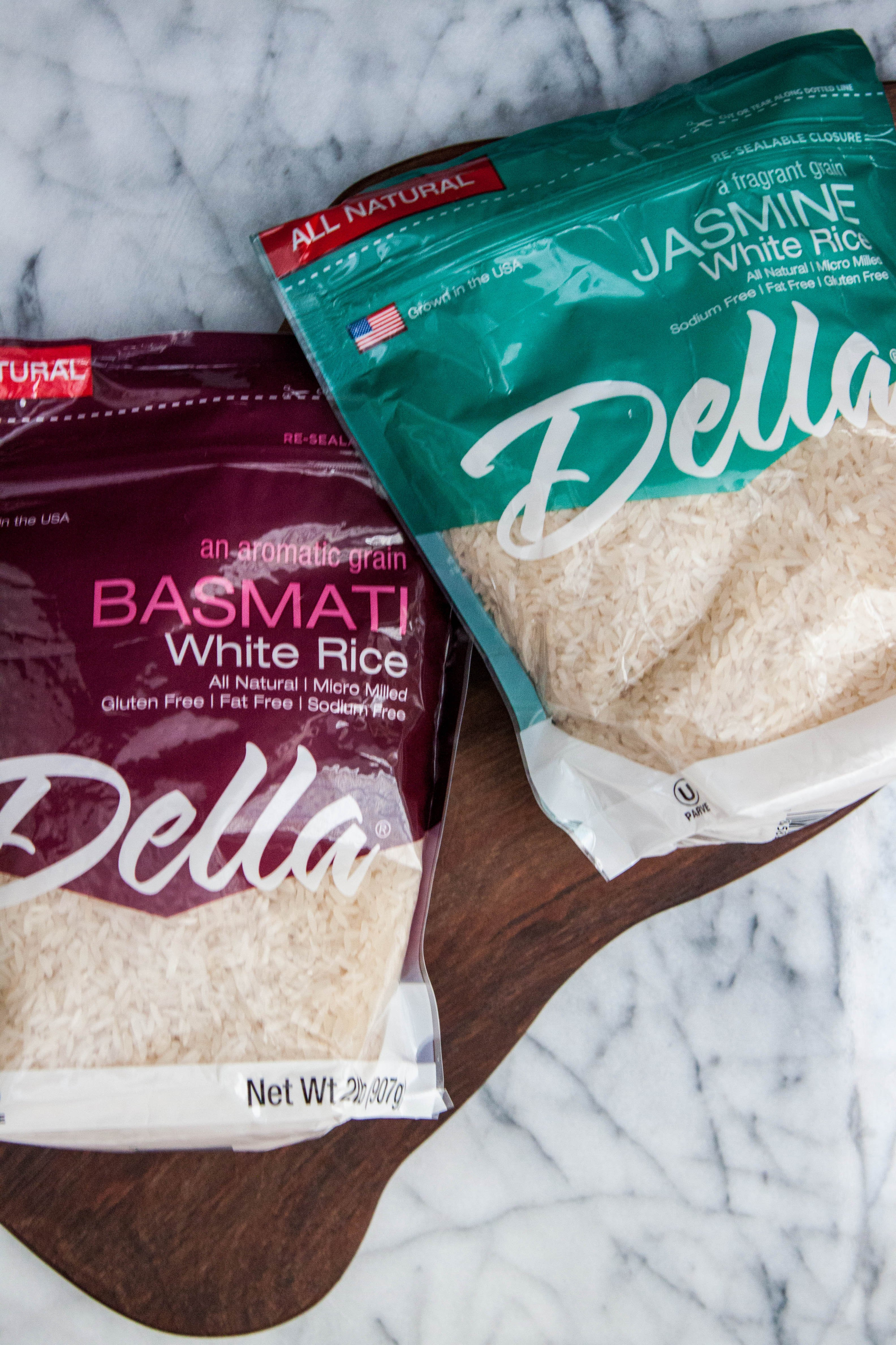 What Gives Jasmine and Basmati Rice Their Fragrance? | Kitchn