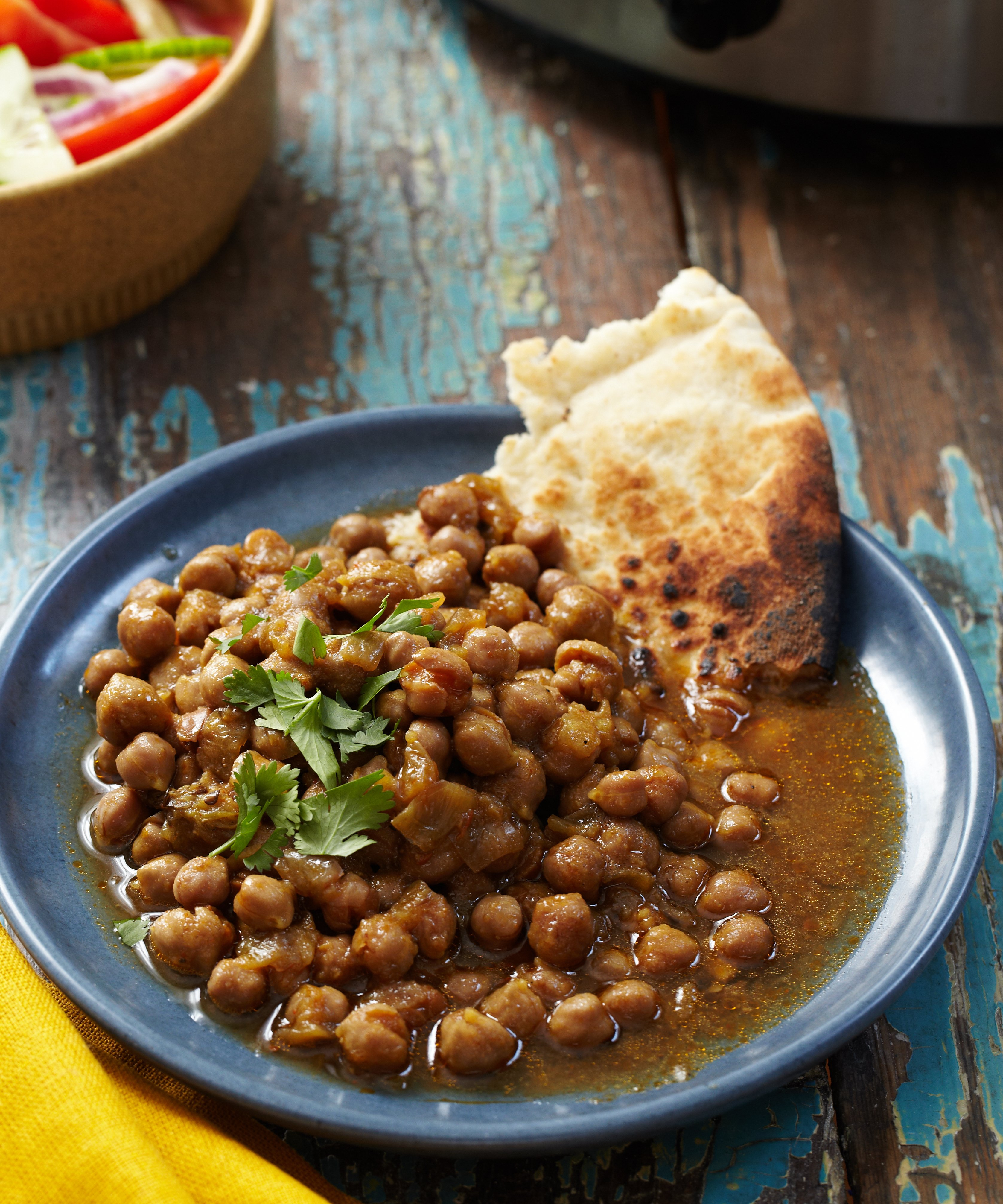 chana masala slow cooker