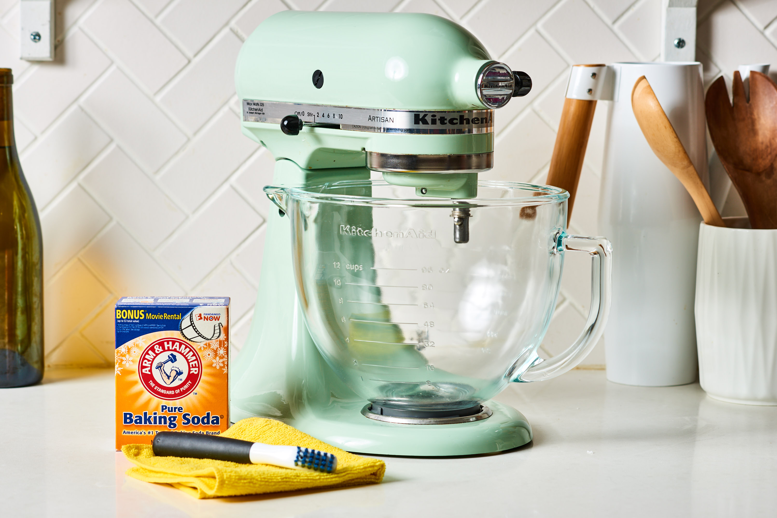 f5152745c4b6 How To Clean a Stand Mixer | Kitchn