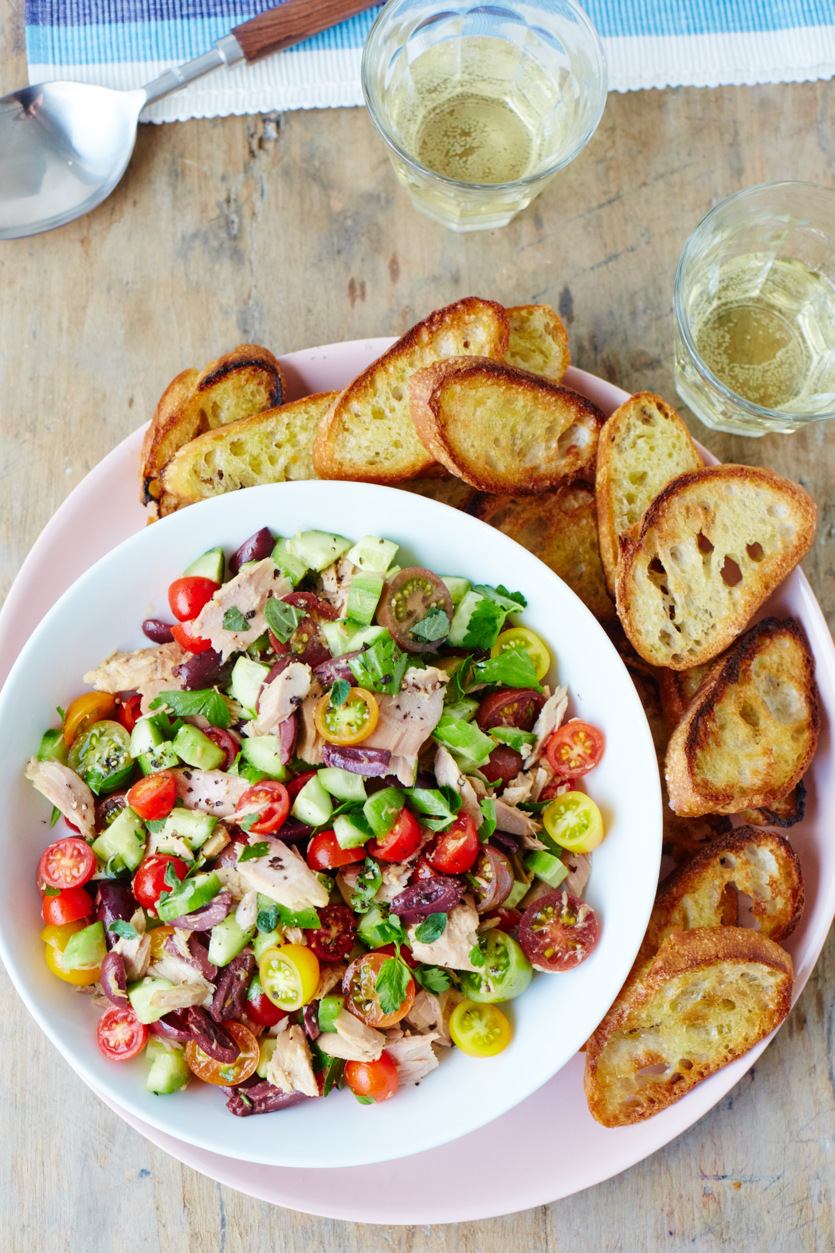 Colorful Mediterranean Recipes to Feel Good About | Kitchn