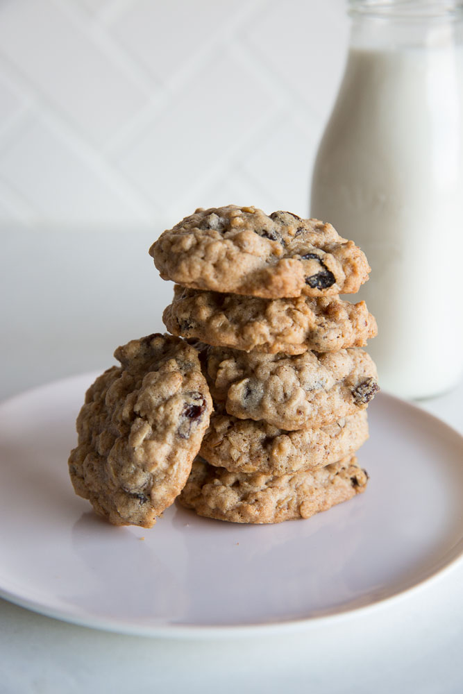 How To Make Soft & Chewy Oatmeal Cookies | Kitchn