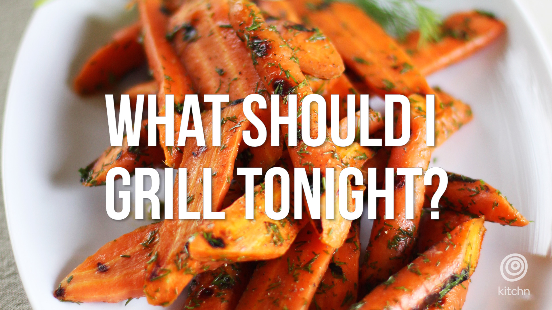 Recipe Roulette What Should I Grill Tonight Kitchn