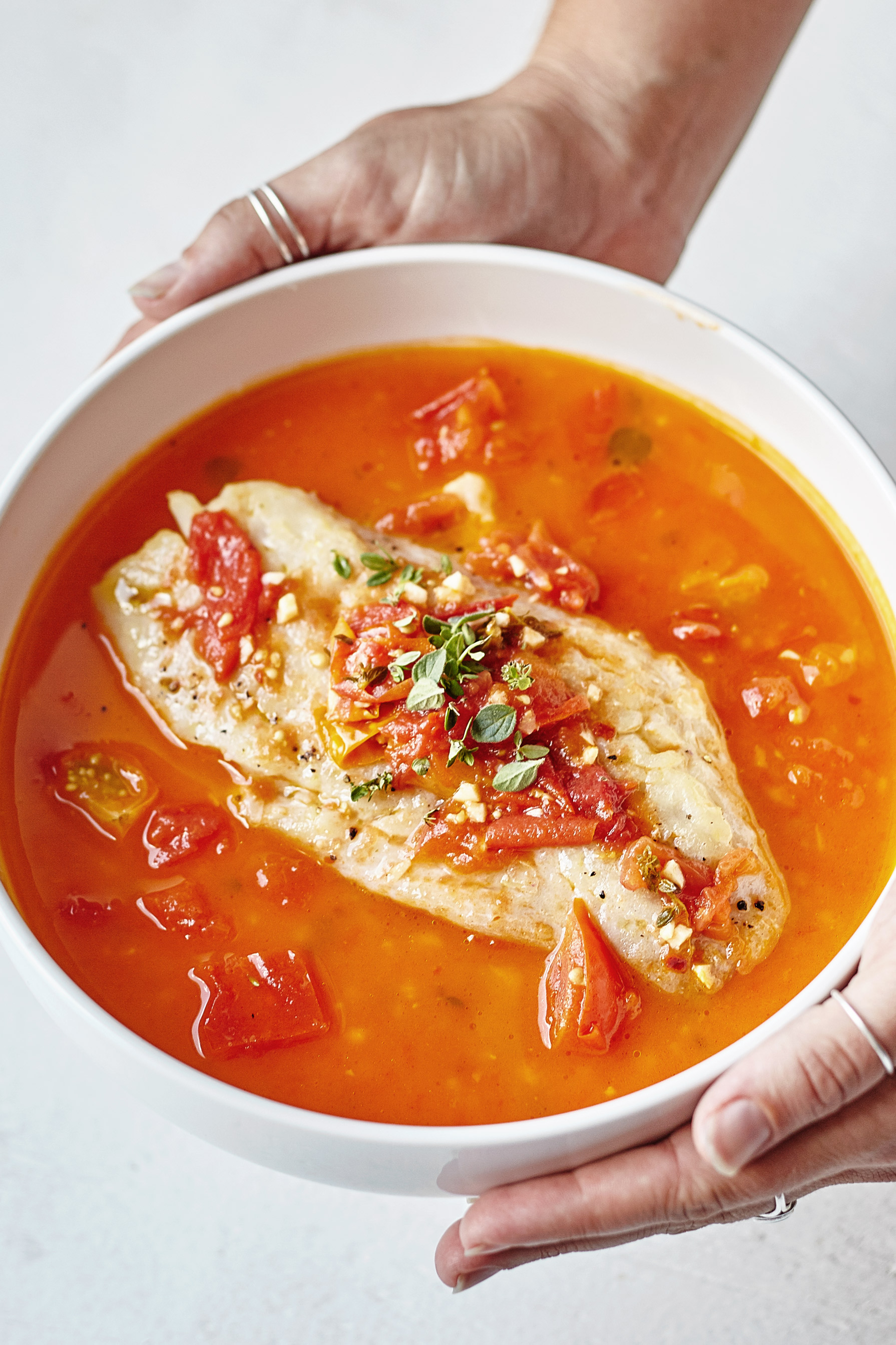 Recipe: Fish in Crazy Water | Kitchn