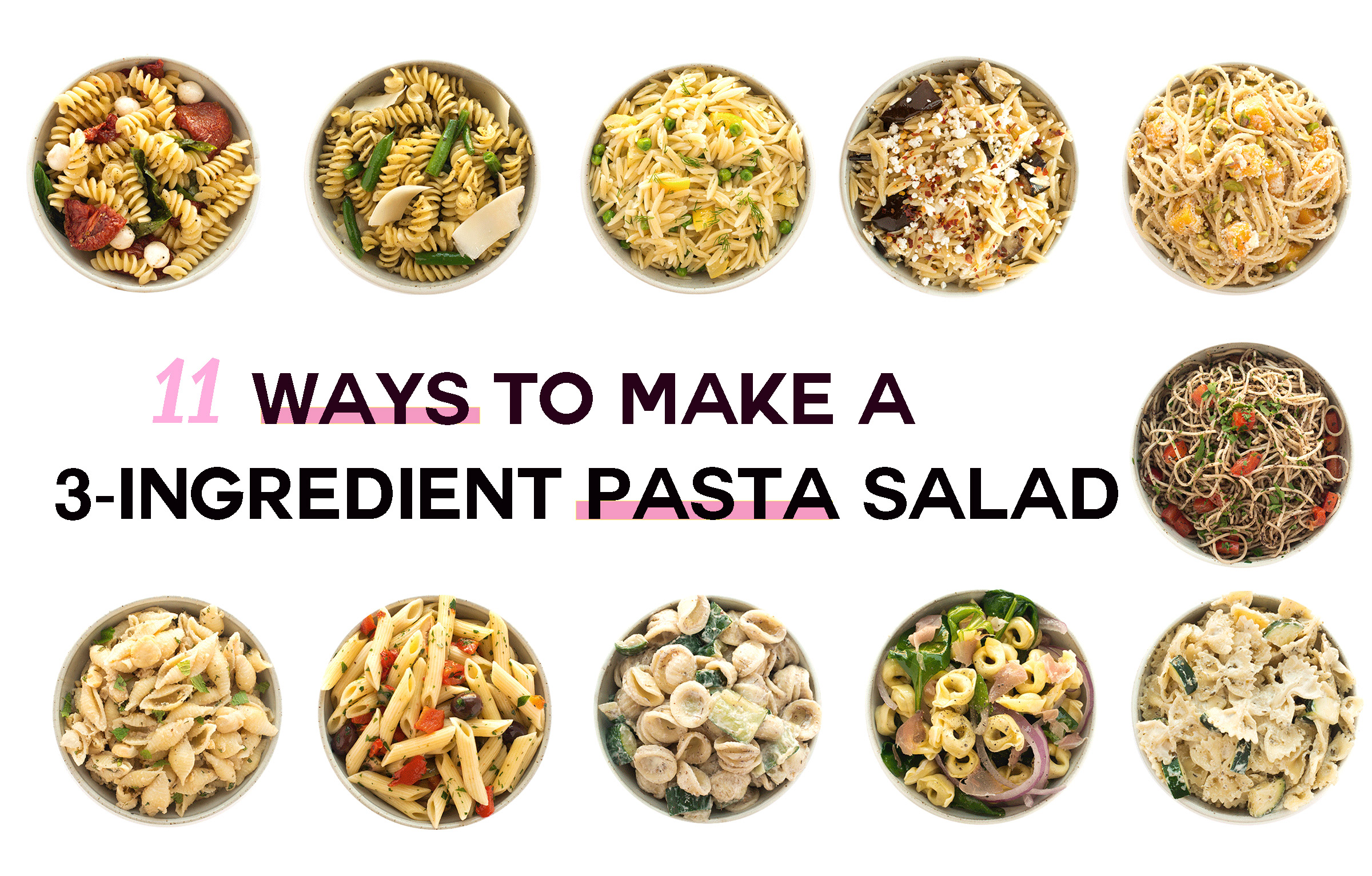 11 Easy Pasta Salads with Only 3 Ingredients | Kitchn