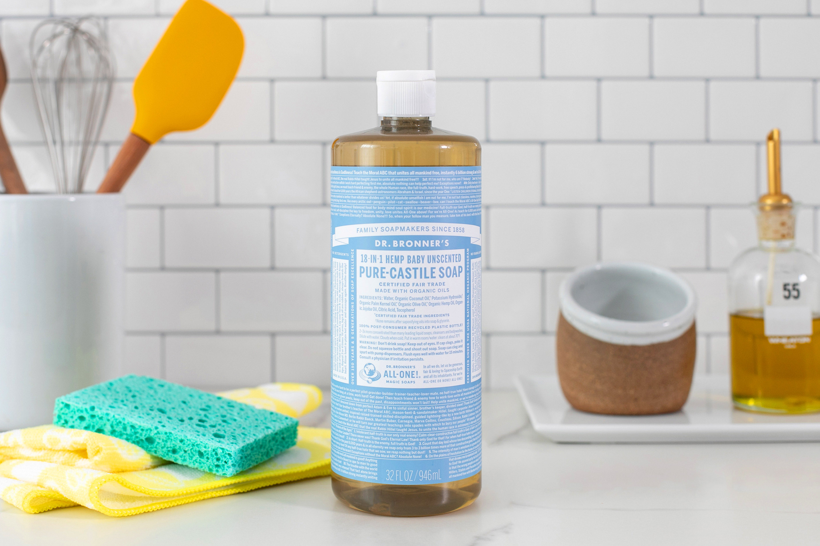 What is Castile Soap | Kitchn