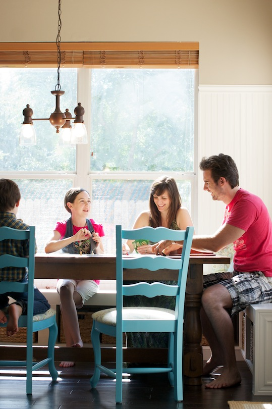 Date Night Menu: A Date Night at Home with Your Kid | Kitchn