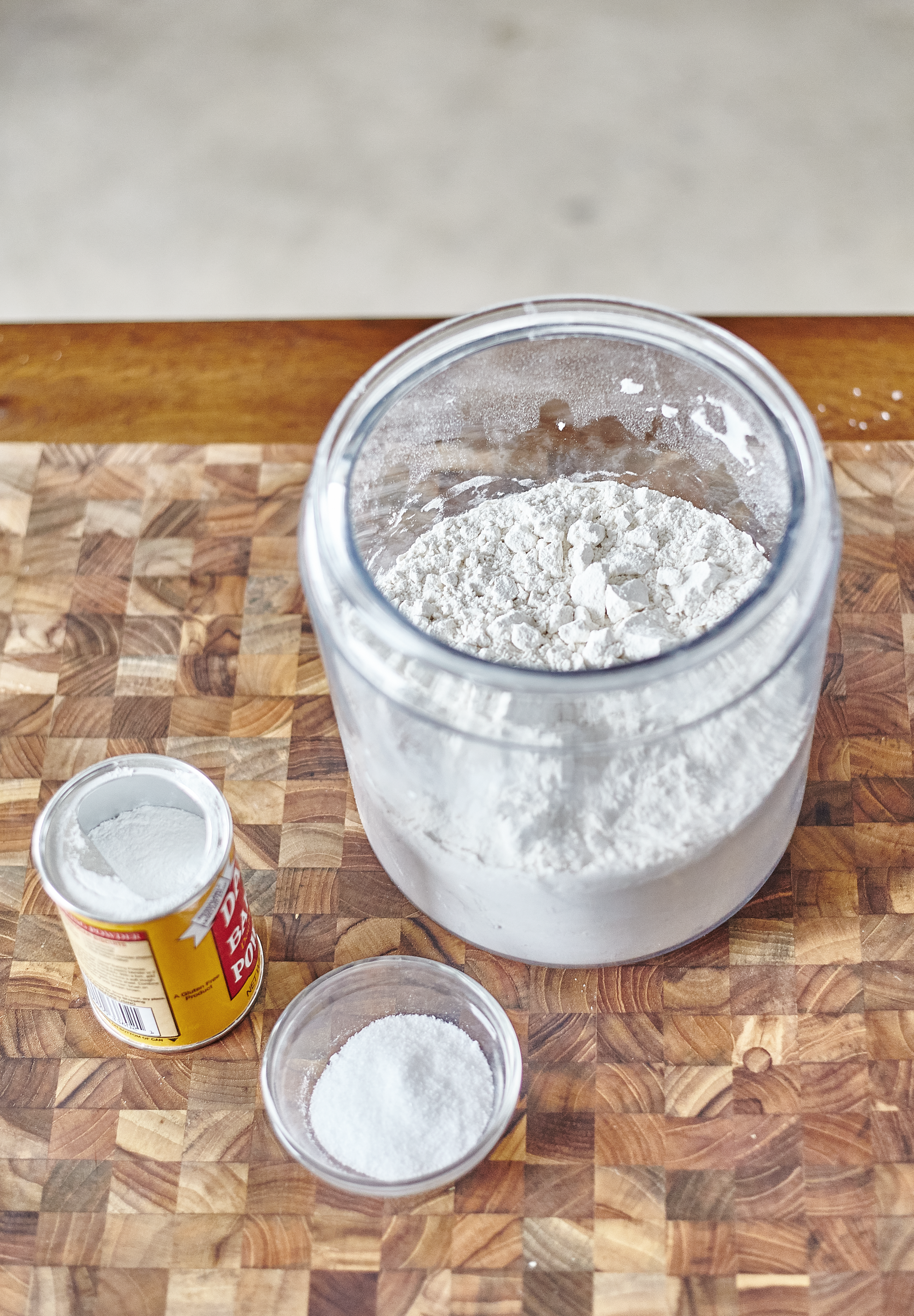 How To Make Self-Rising Flour | Kitchn