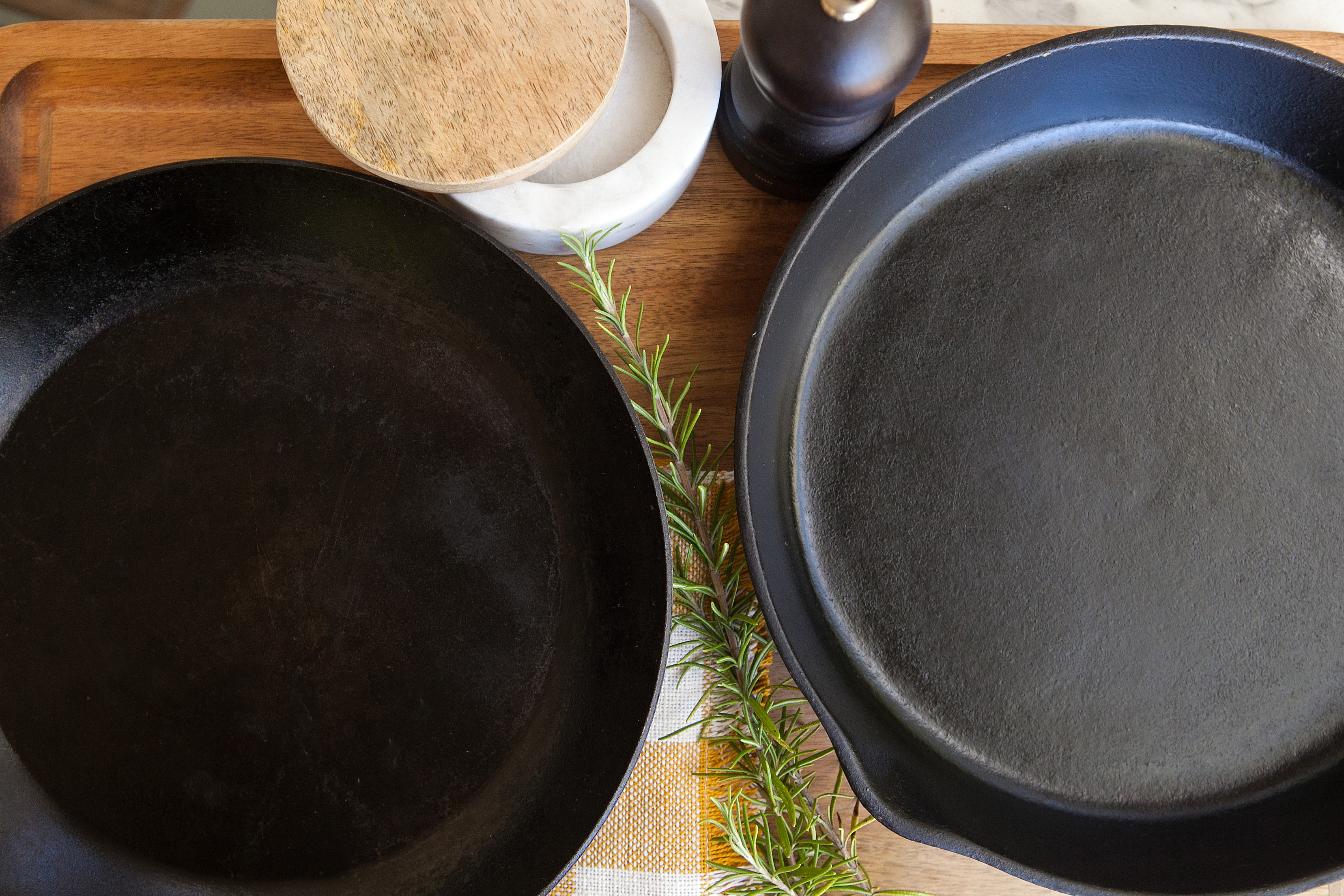 Whats the Difference Between Cast Iron and Carbon Steel?