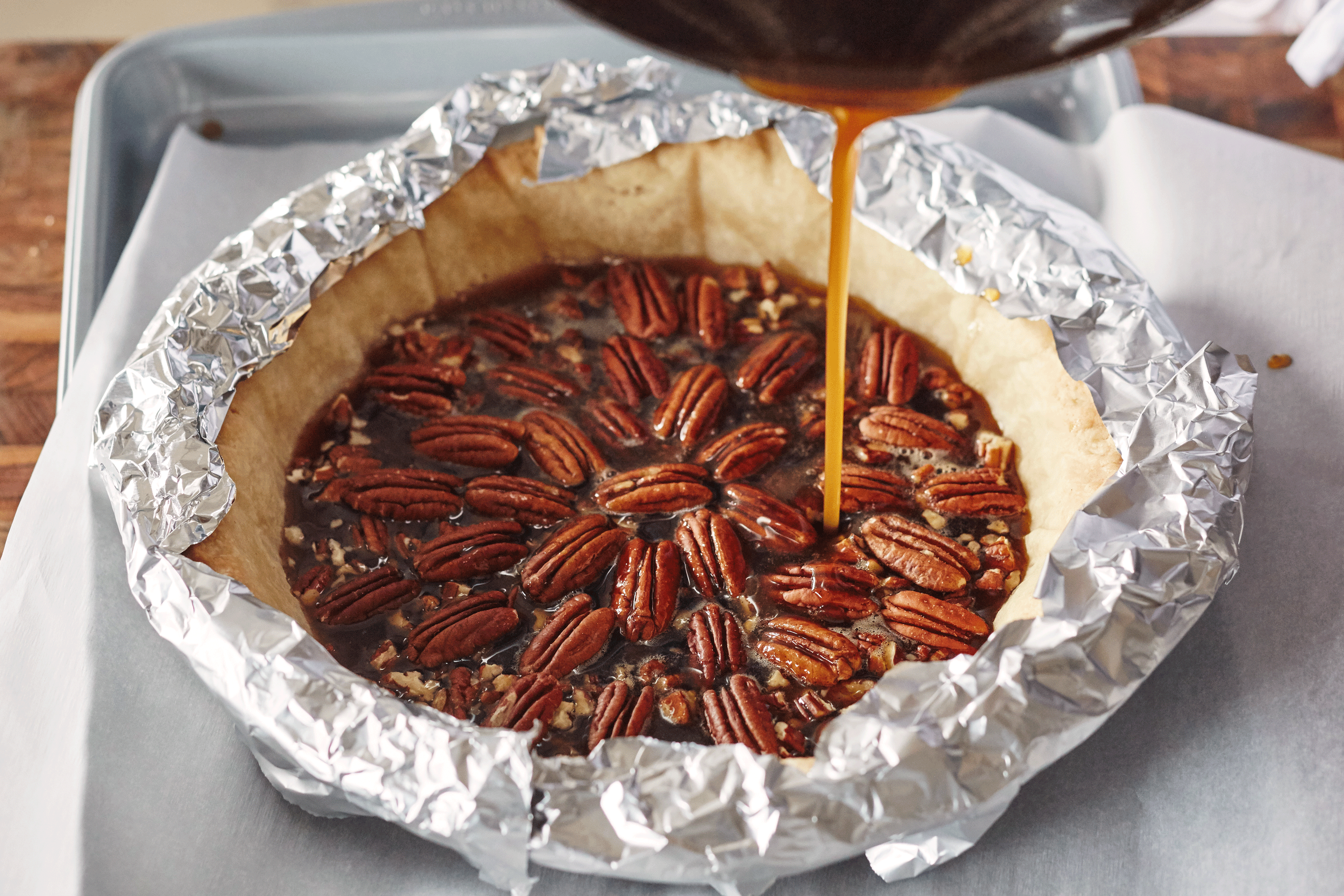 How To Make Classic Pecan Pie