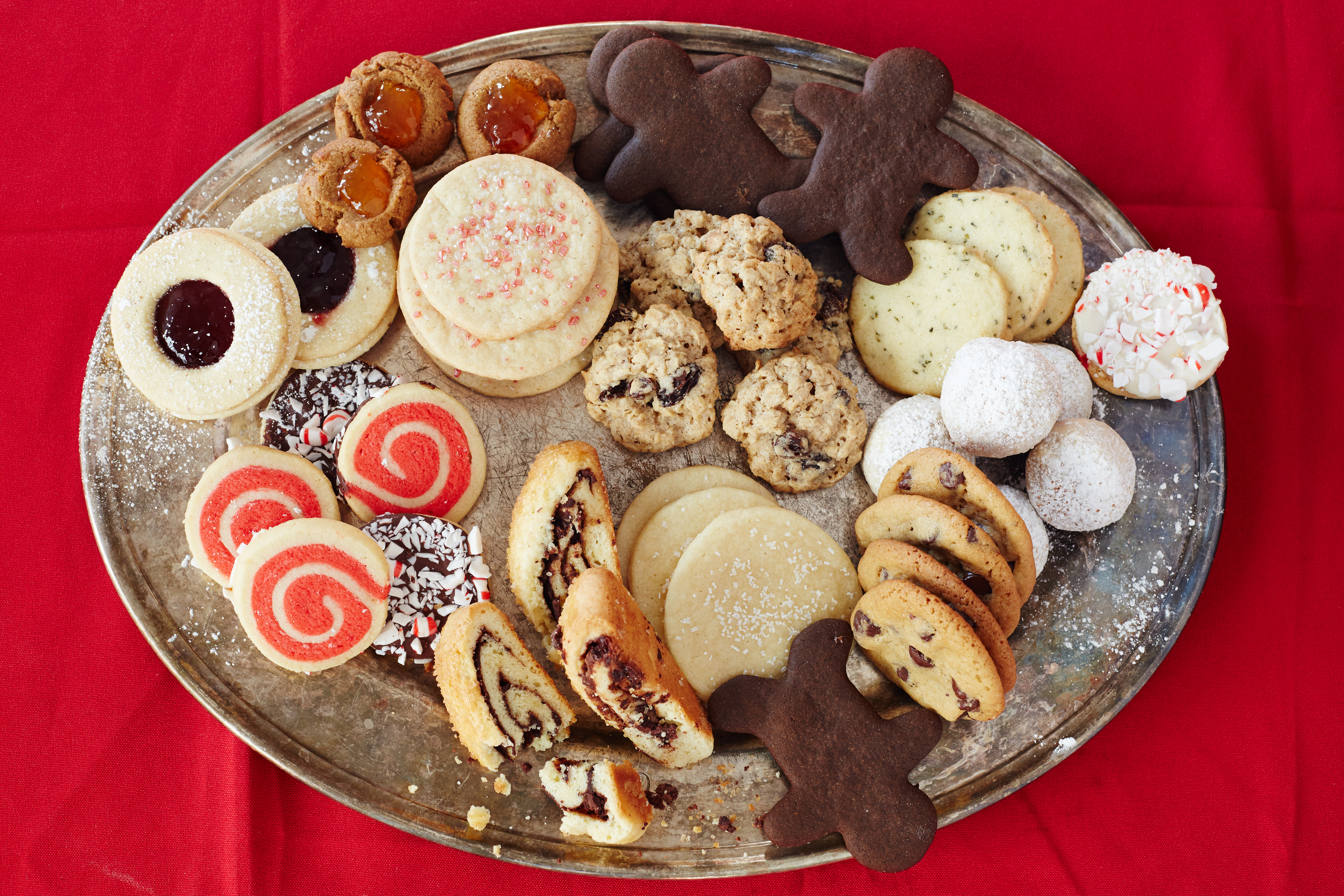 The Freezer Cookie Plate: 22 Cookies to Make & Freeze Now