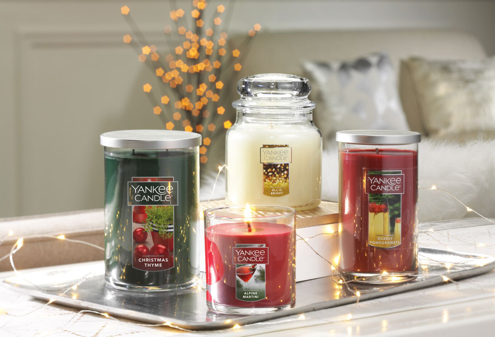 We Sniffed Every Holiday Yankee Candle & Ranked Them | Kitchn