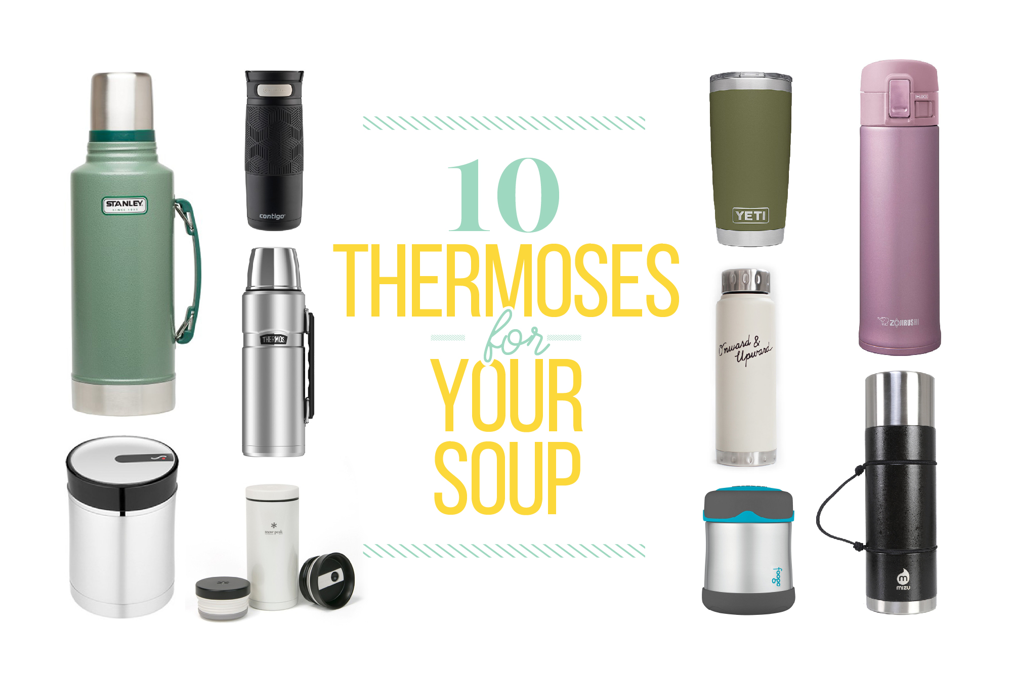 10 Stylish Thermoses to Keep Your Soup Hot | Kitchn