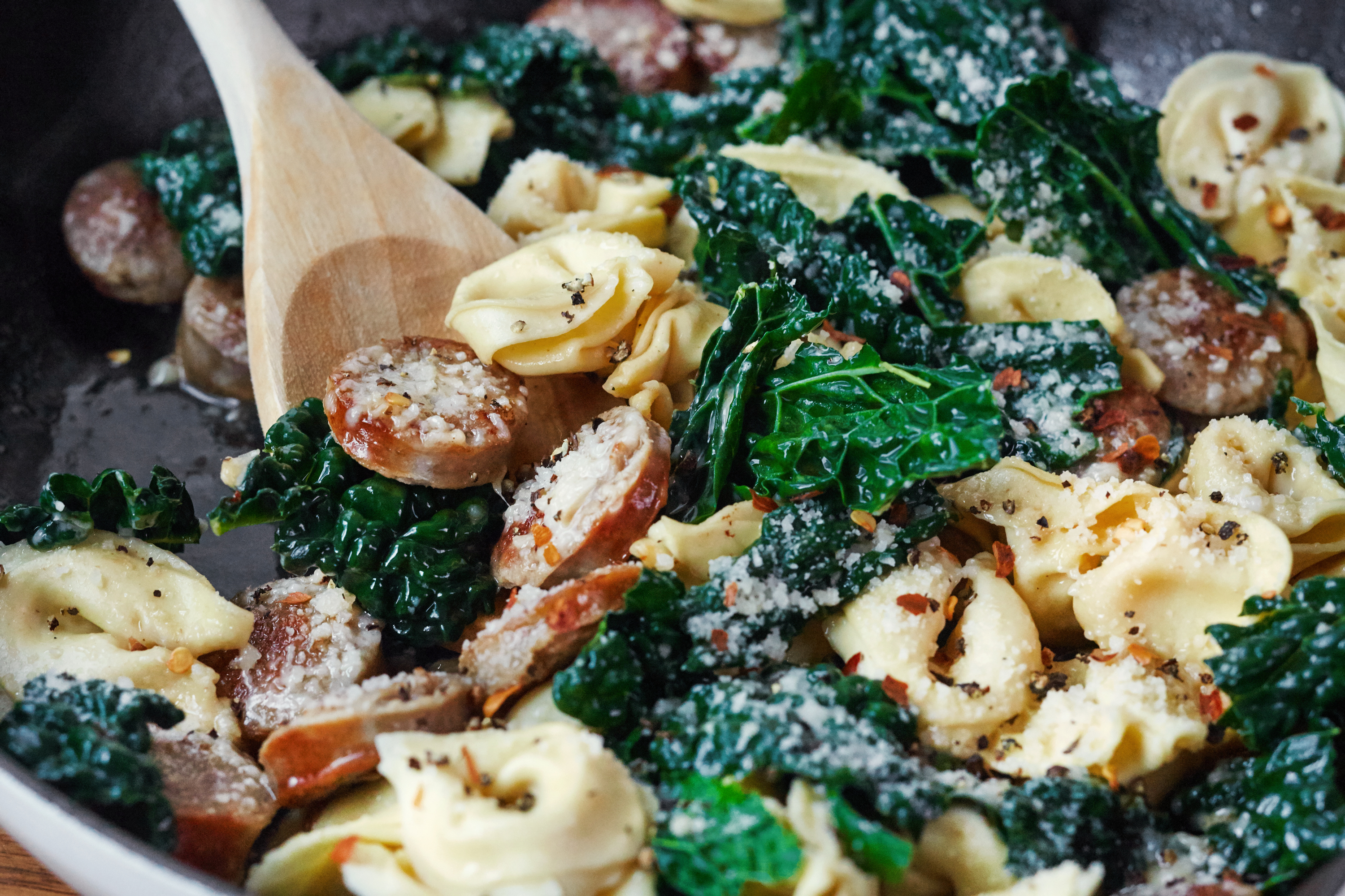 This Easy Dinner Only Needs One Skillet and 15 Minutes