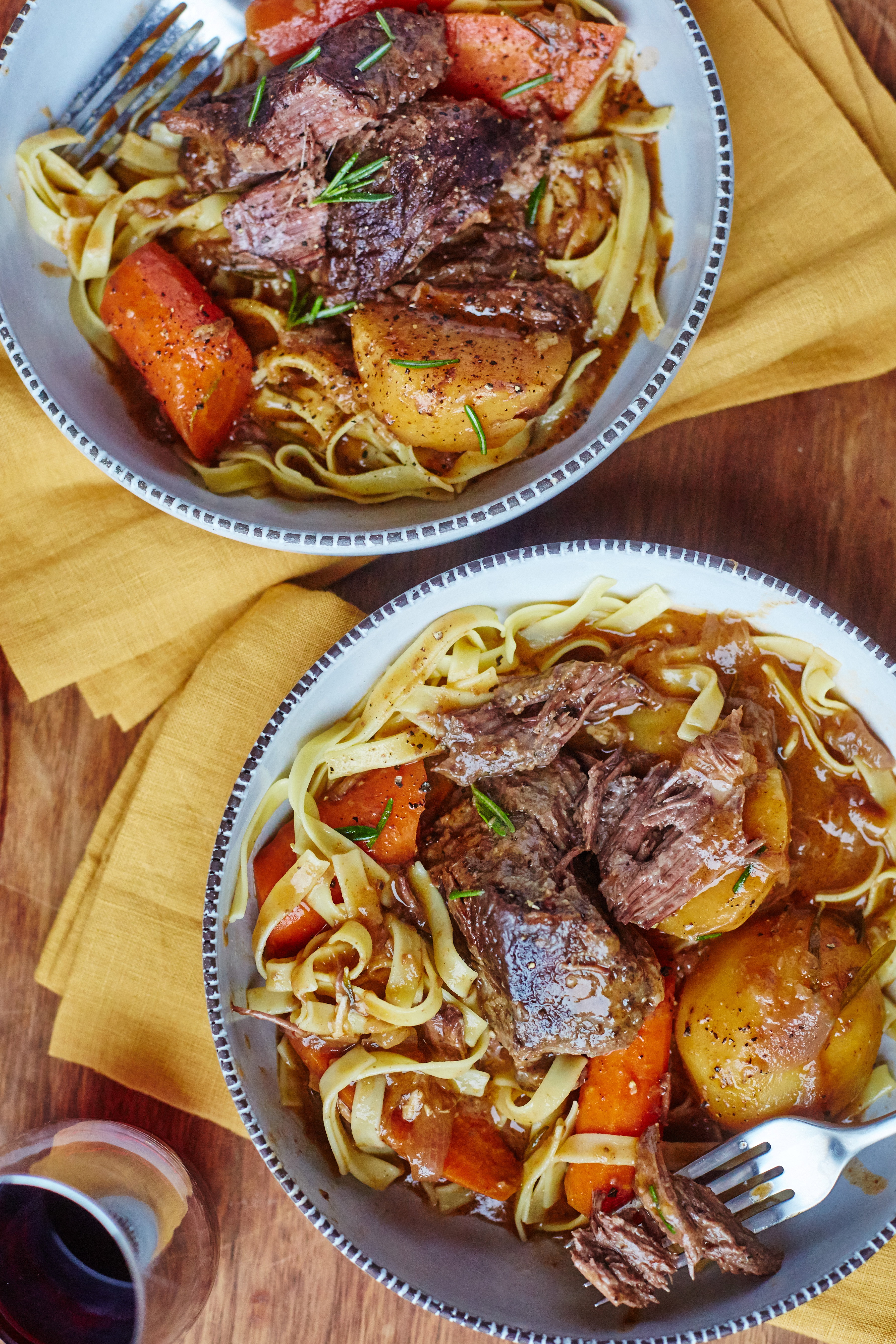 How To Cook Classic Beef Pot Roast in the Oven