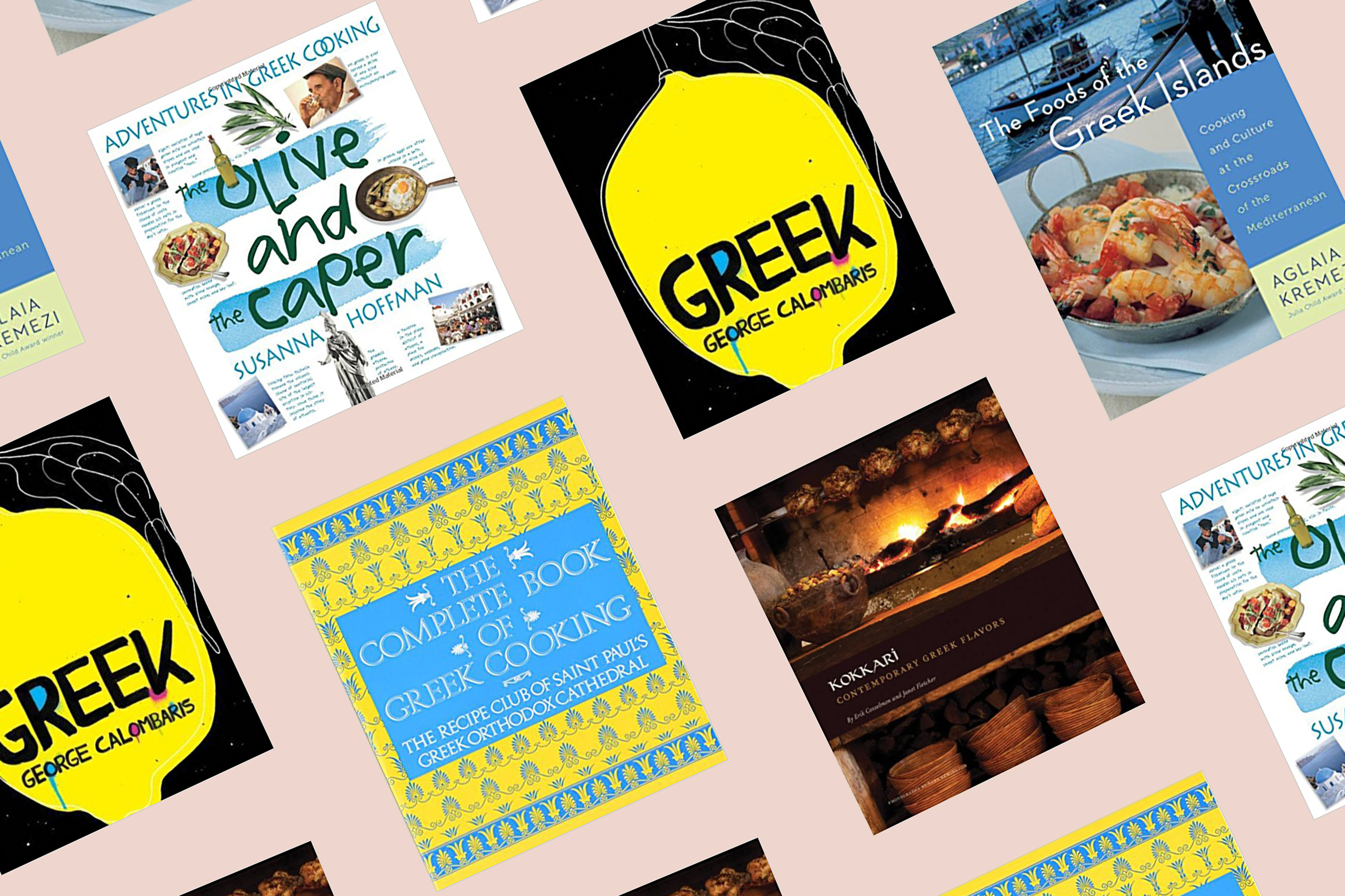 The 5 Best Greek Cookbooks for Your Kitchen | Kitchn