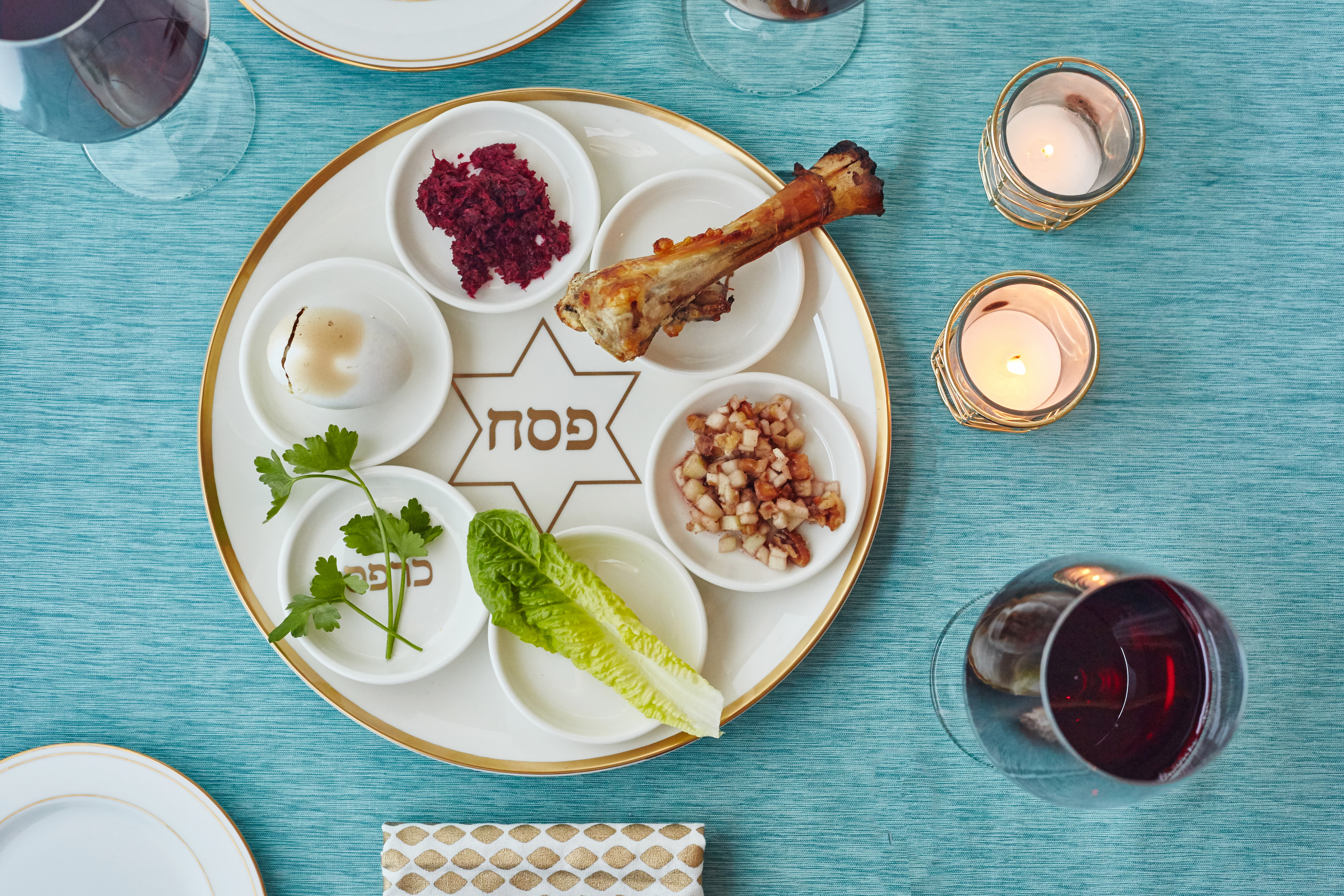 what is a passover diet