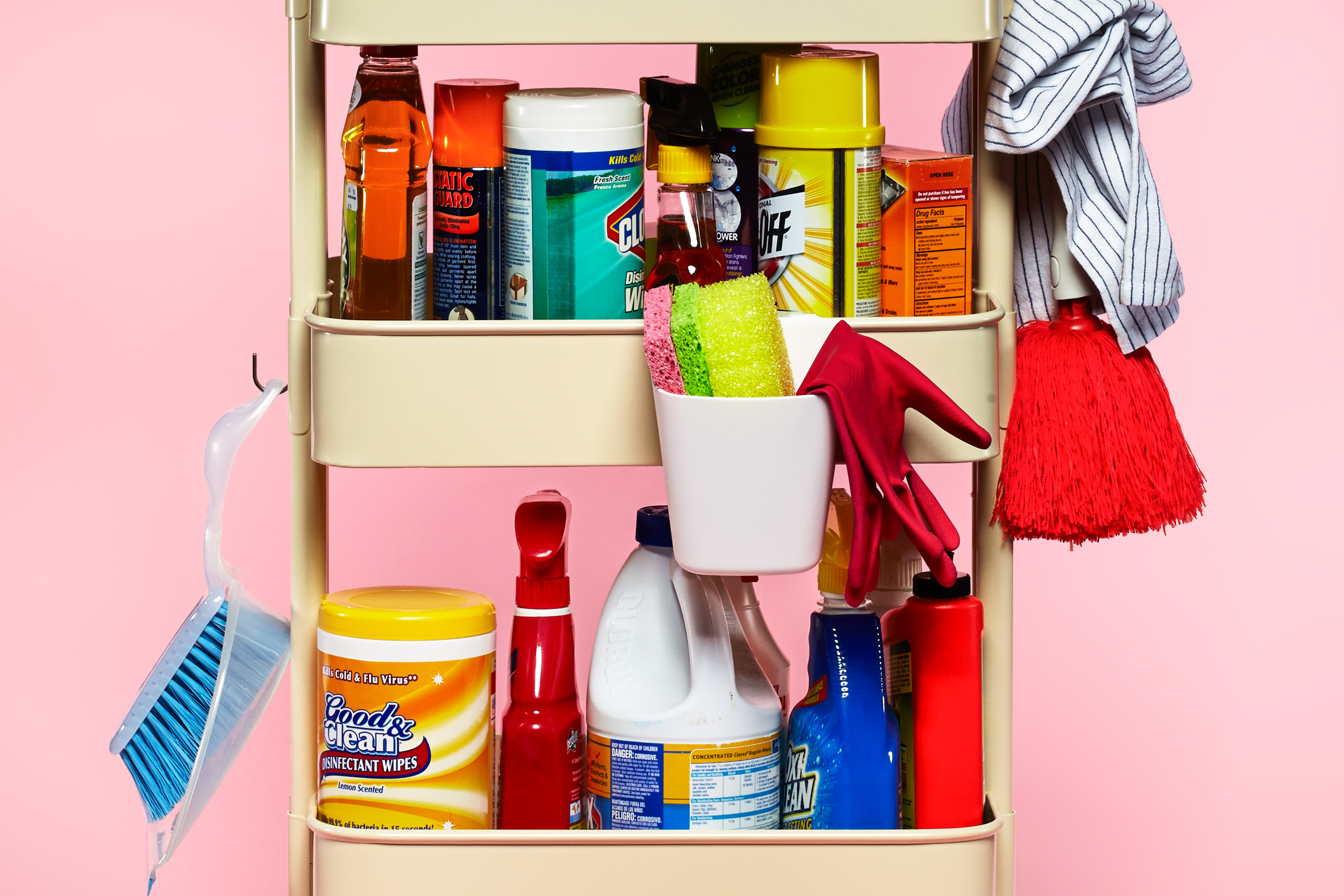 Can You Use Expired Cleaning Products? | Kitchn