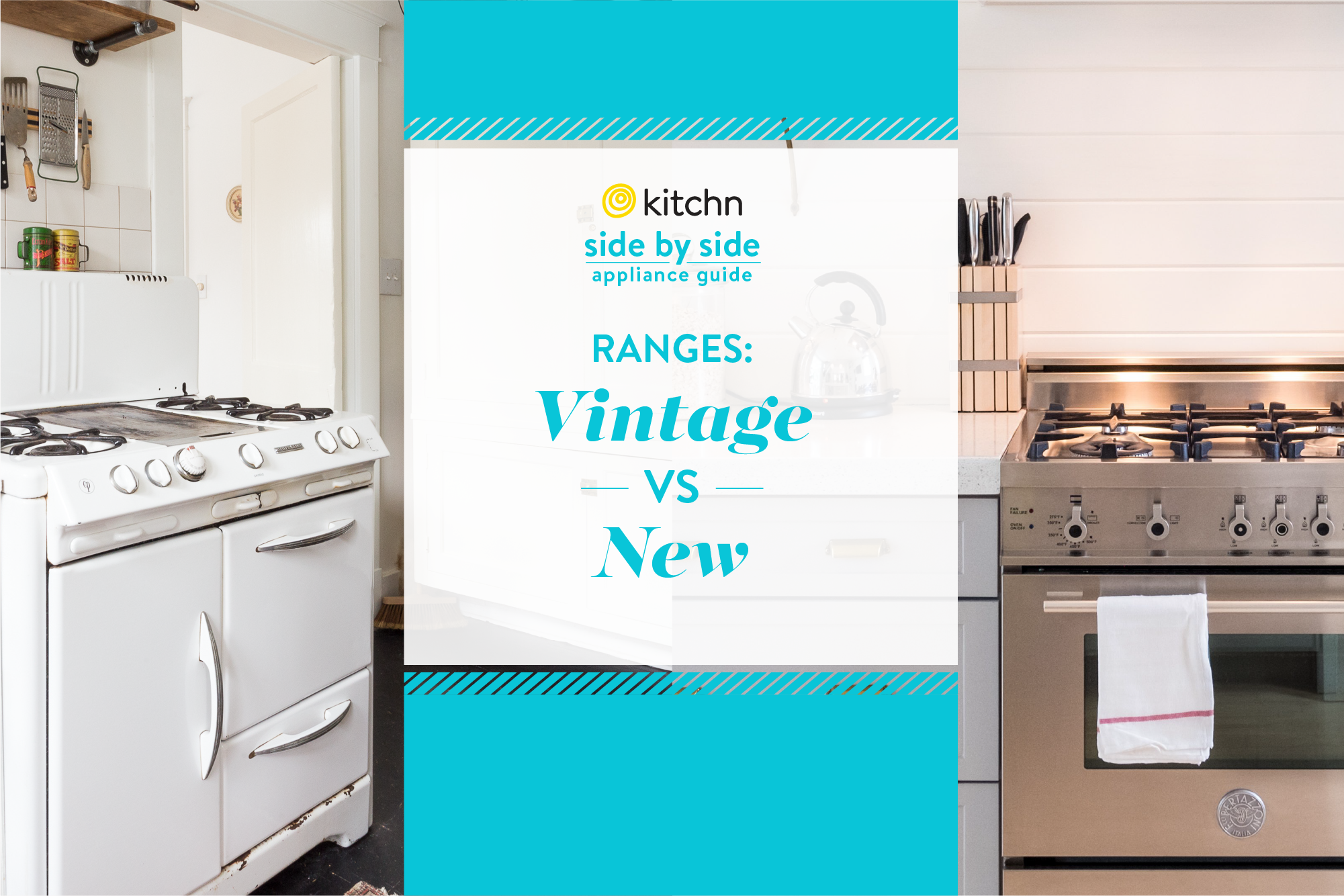 Pleasant The Pros And Cons Of New And Vintage Ranges Kitchn Download Free Architecture Designs Itiscsunscenecom