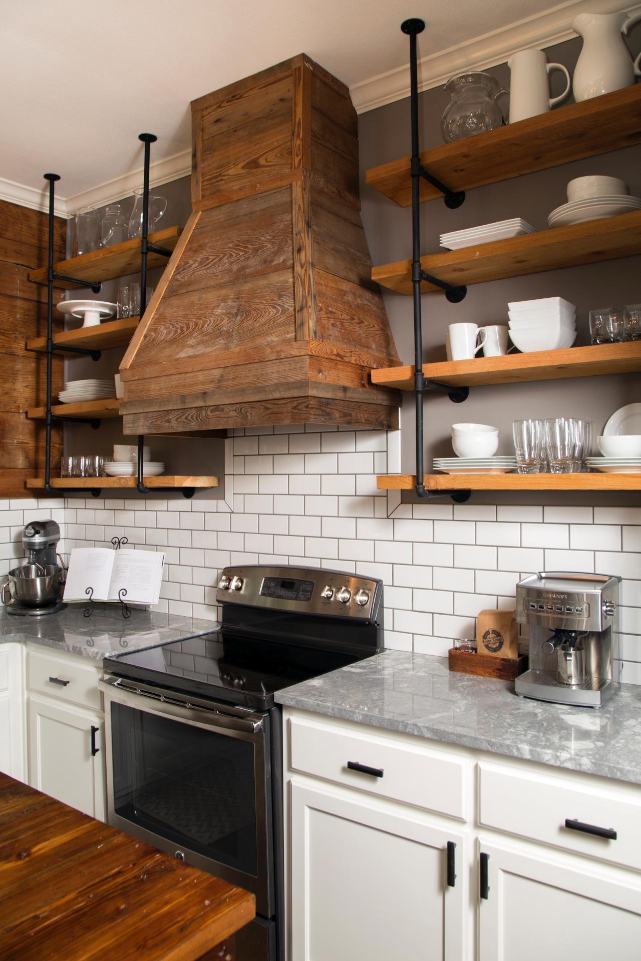 Awesome 5 Essential Elements In Every Fixer Upper Kitchen Kitchn Interior Design Ideas Ghosoteloinfo