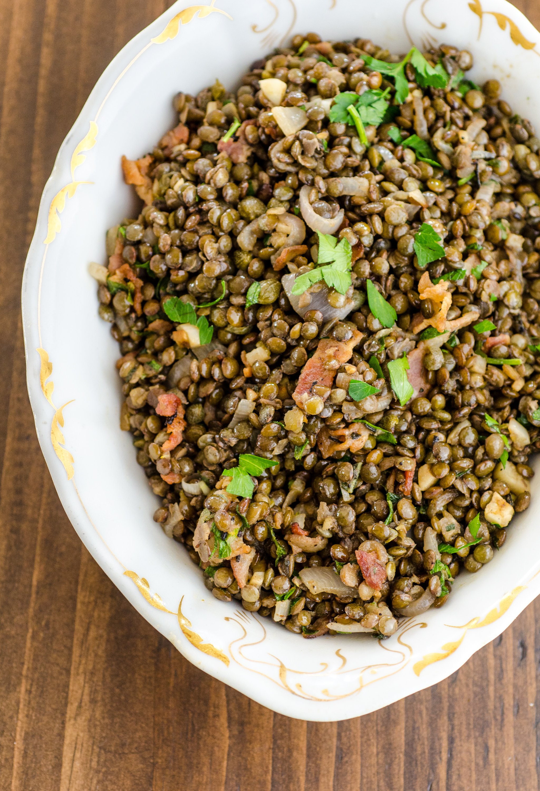 What S So Special About French Lentils Kitchn