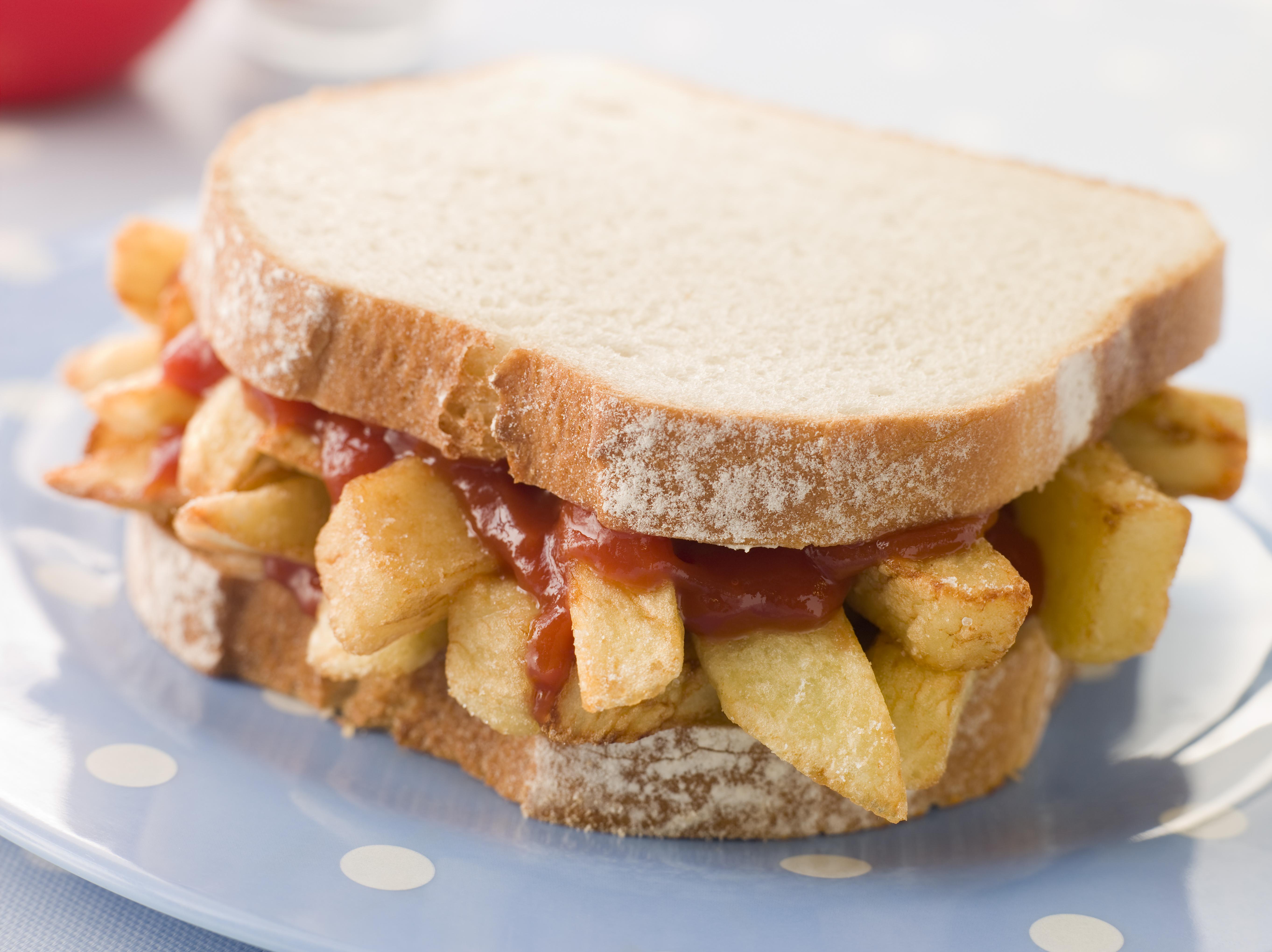 Weird British Food Names 9