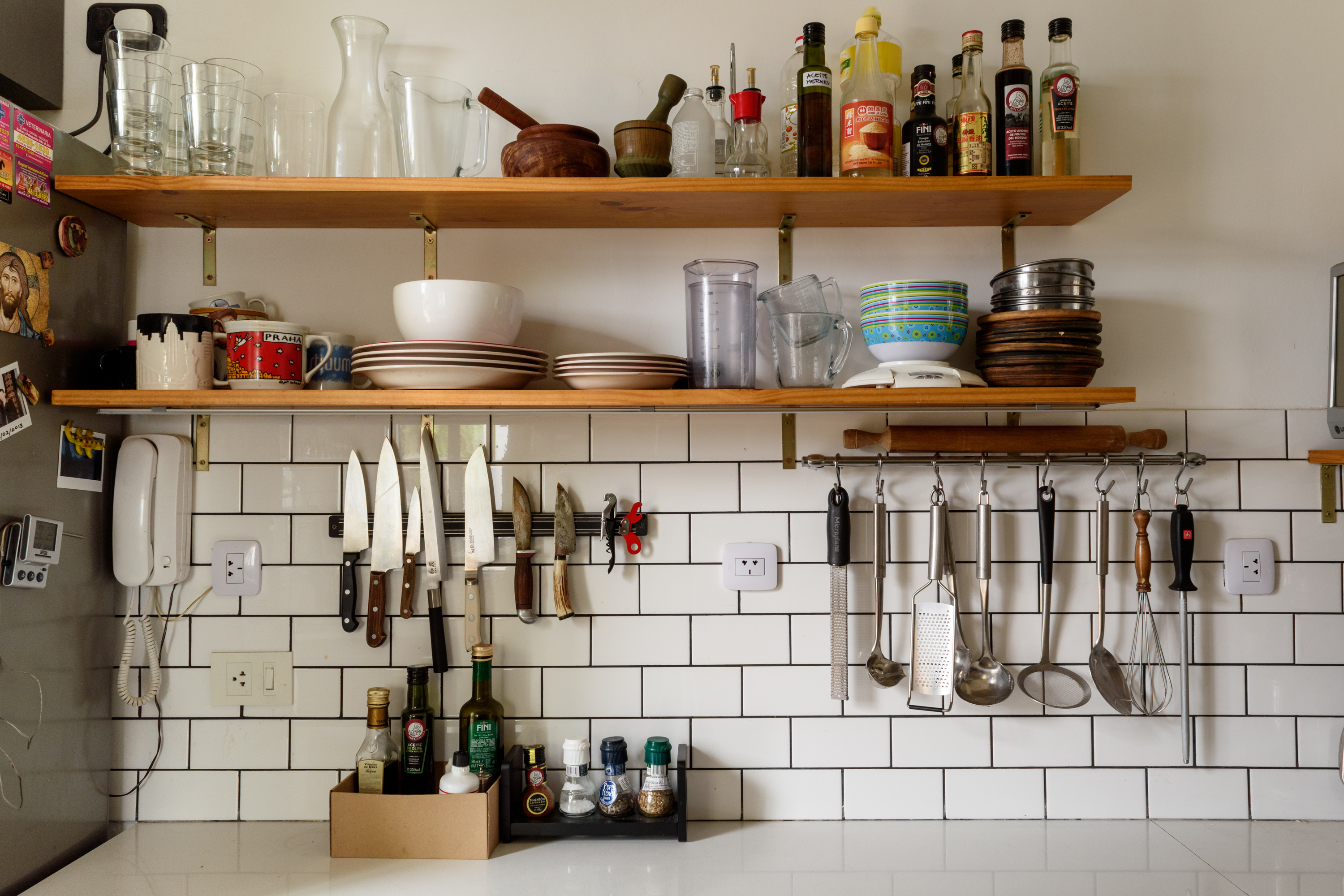 An Easy 5 Step Plan For Open Shelving In Any Kitchen Kitchn