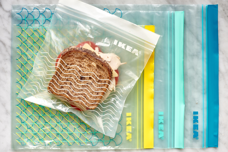 Ikea Freezer Bags Versus Ziploc Kitchn