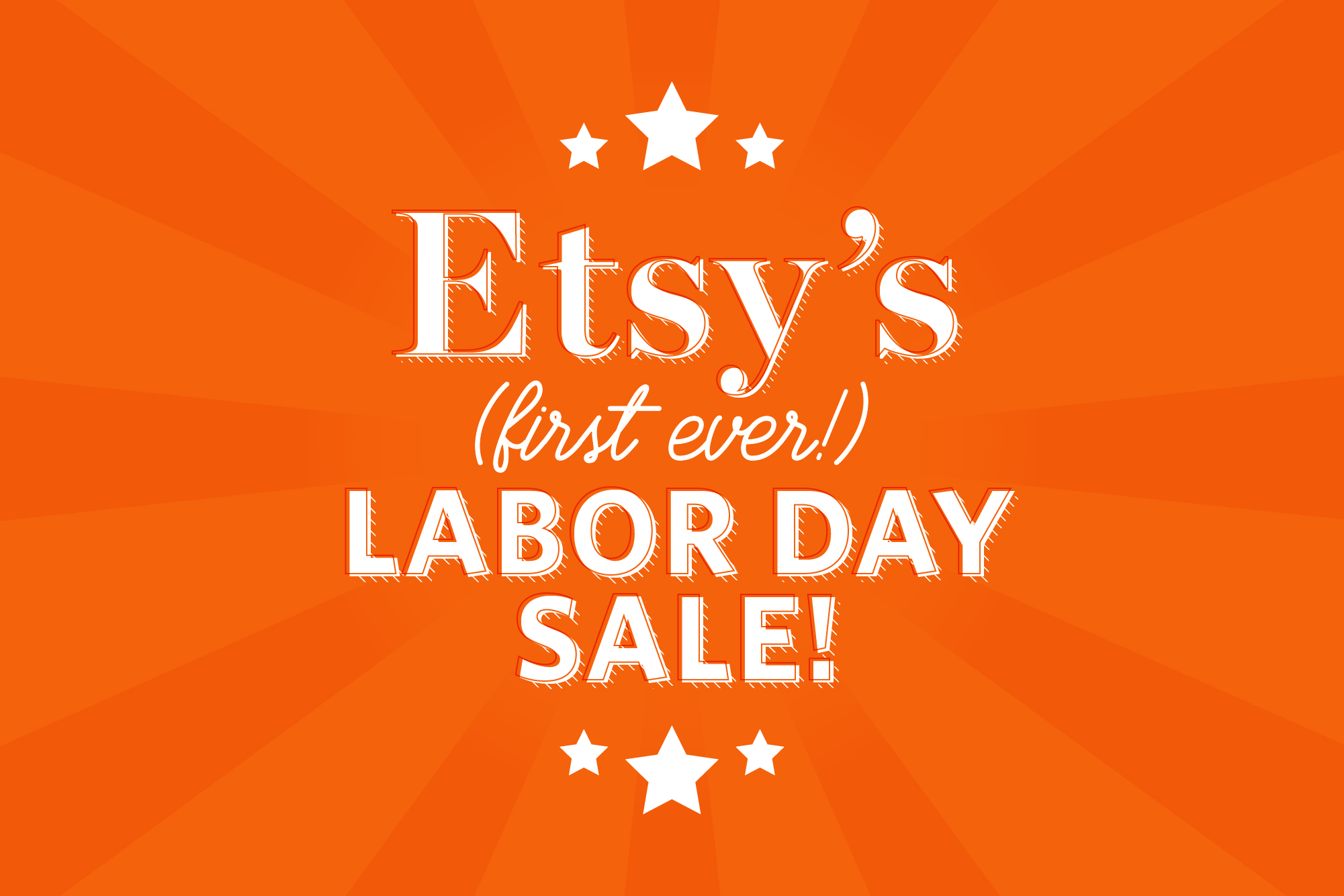 Check Out Etsy S First Ever Labor Day Sale Kitchn