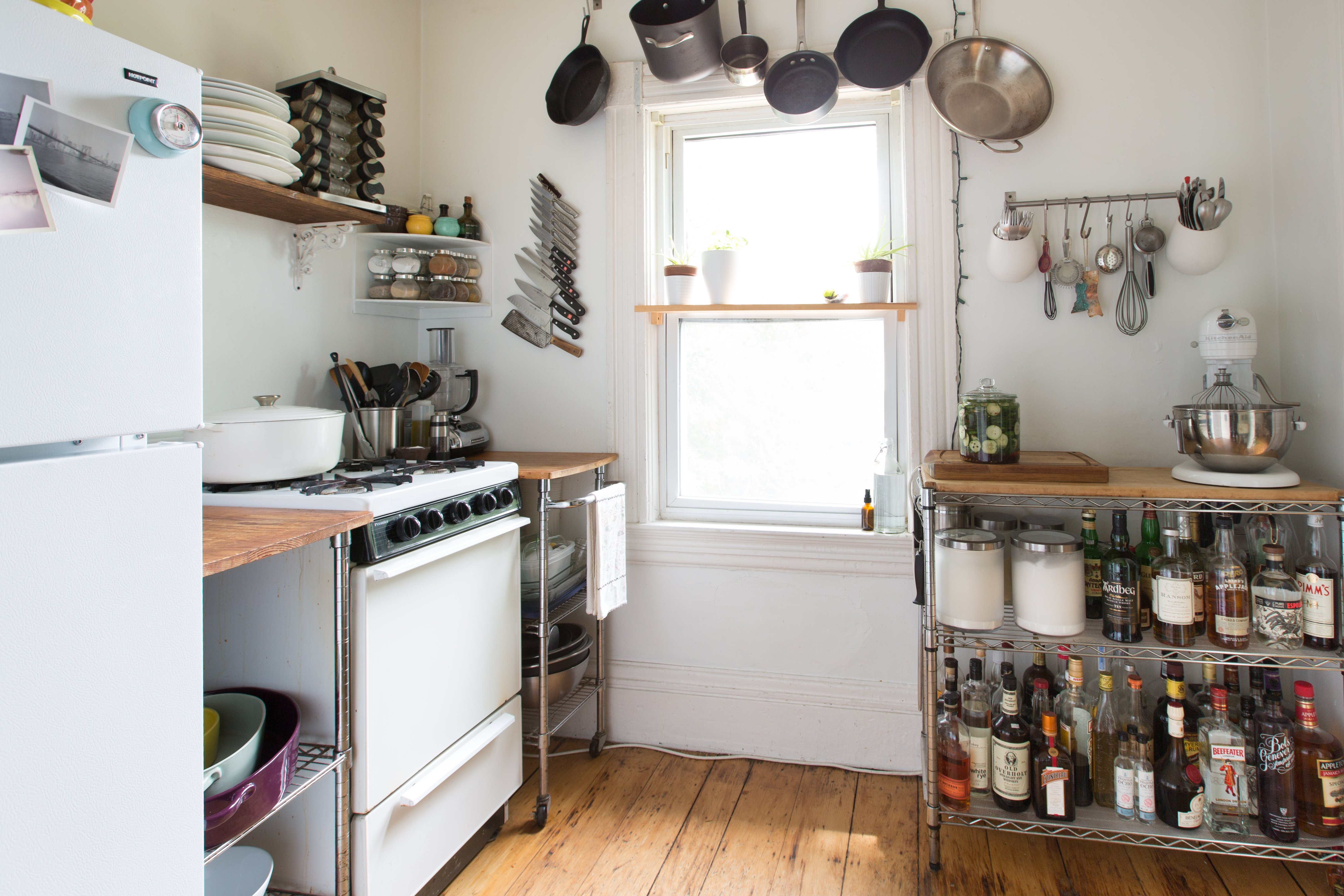 10 Of The Smartest Small Kitchens We've Ever Seen | Kitchn