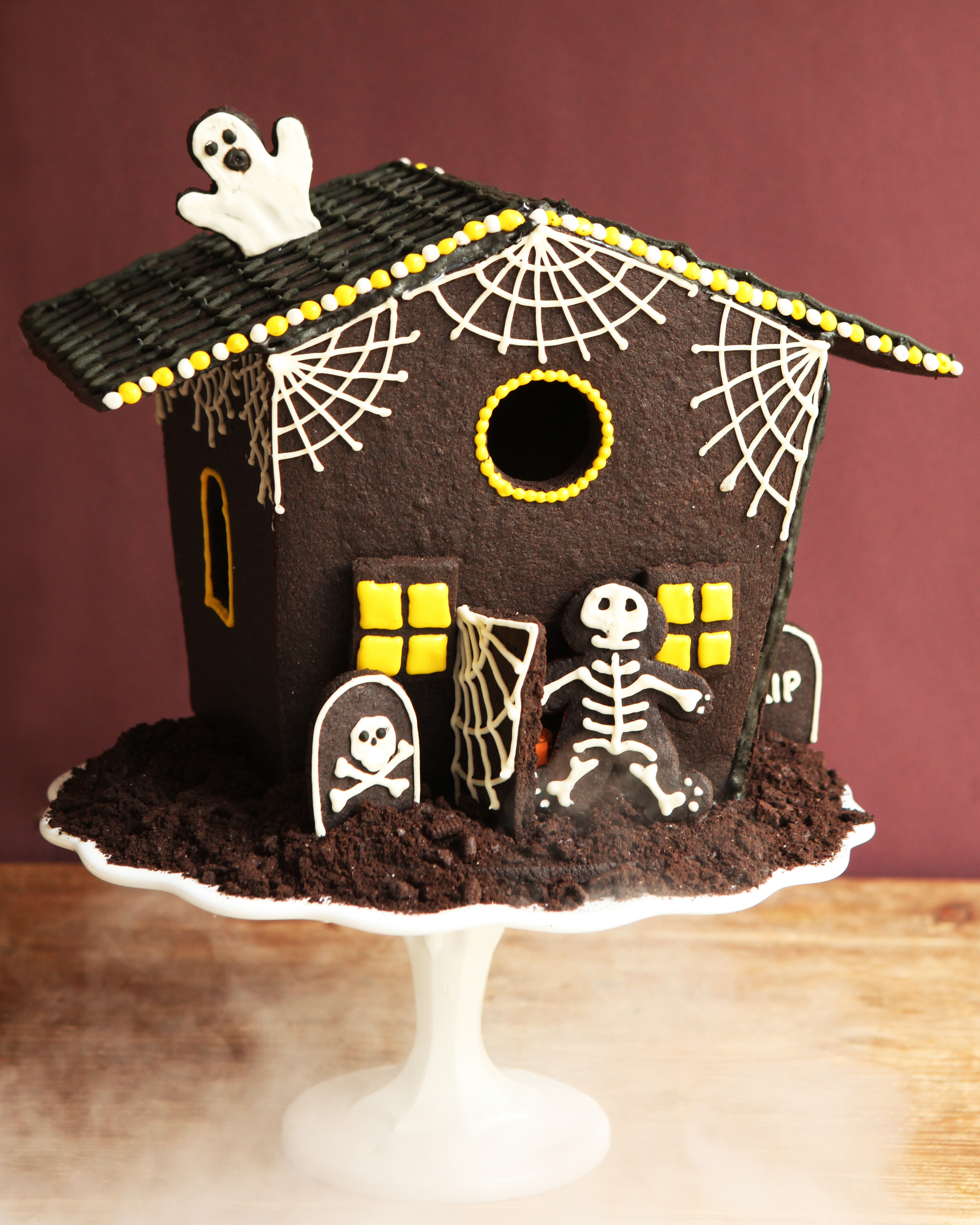 How To Make A Halloween Haunted House