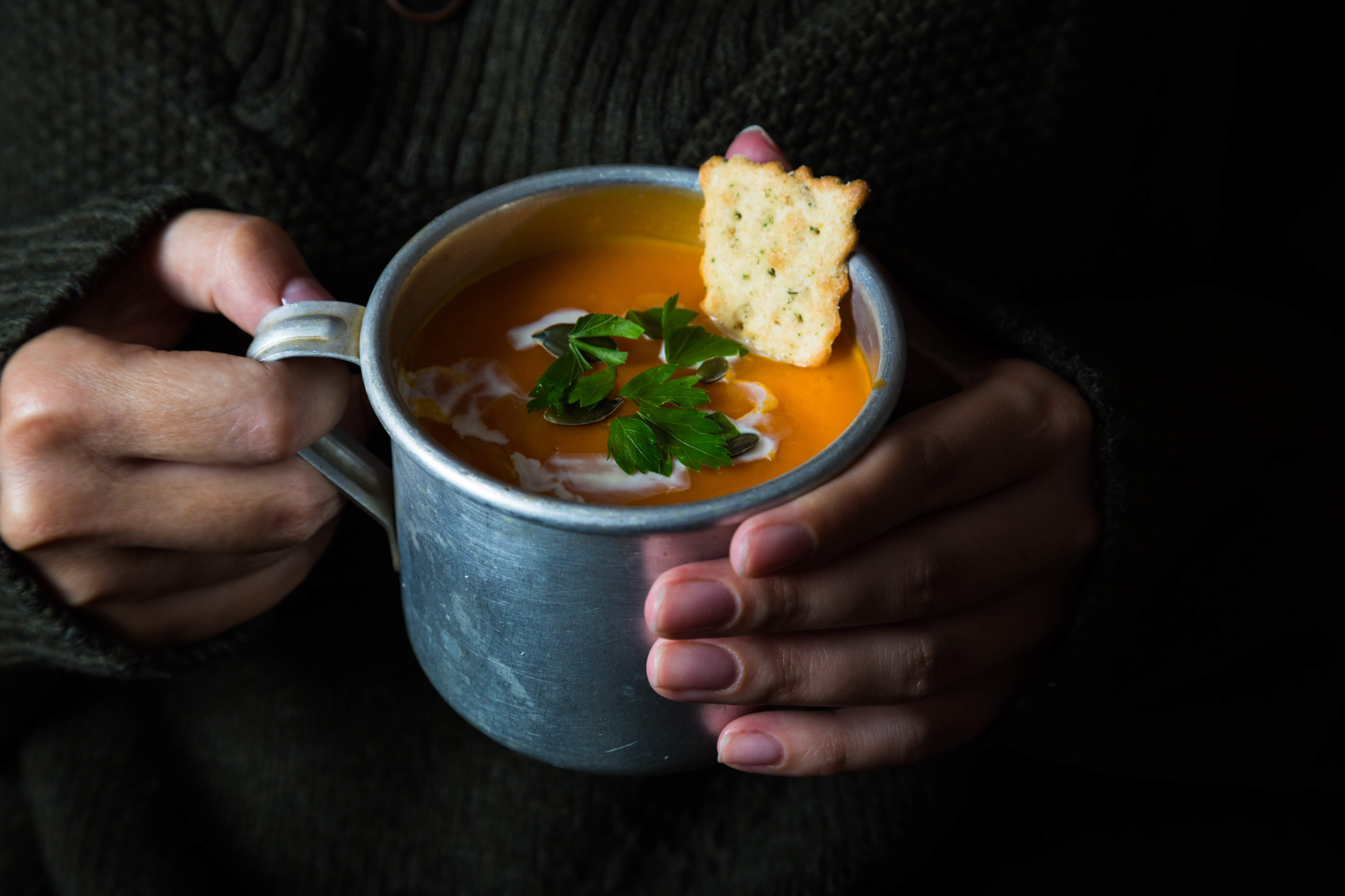 Wondrous Tips For Volunteering At A Soup Kitchen Kitchn Download Free Architecture Designs Xerocsunscenecom