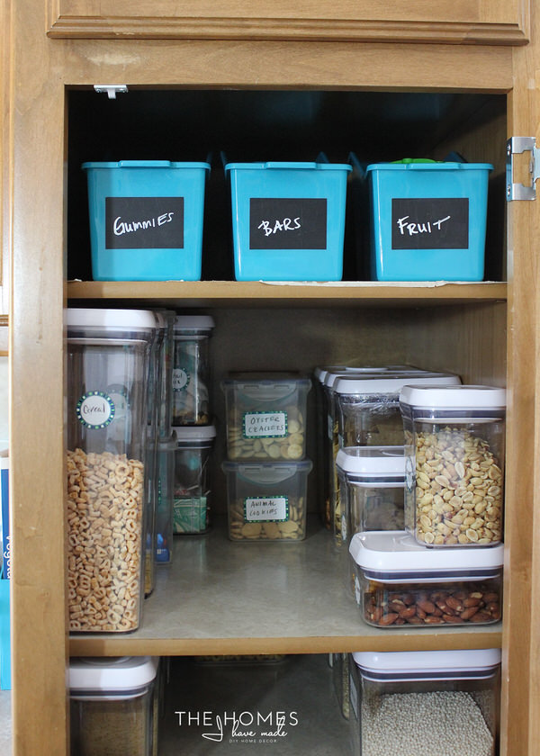 8 Smart Storage Ideas For Little Pantries | Kitchn