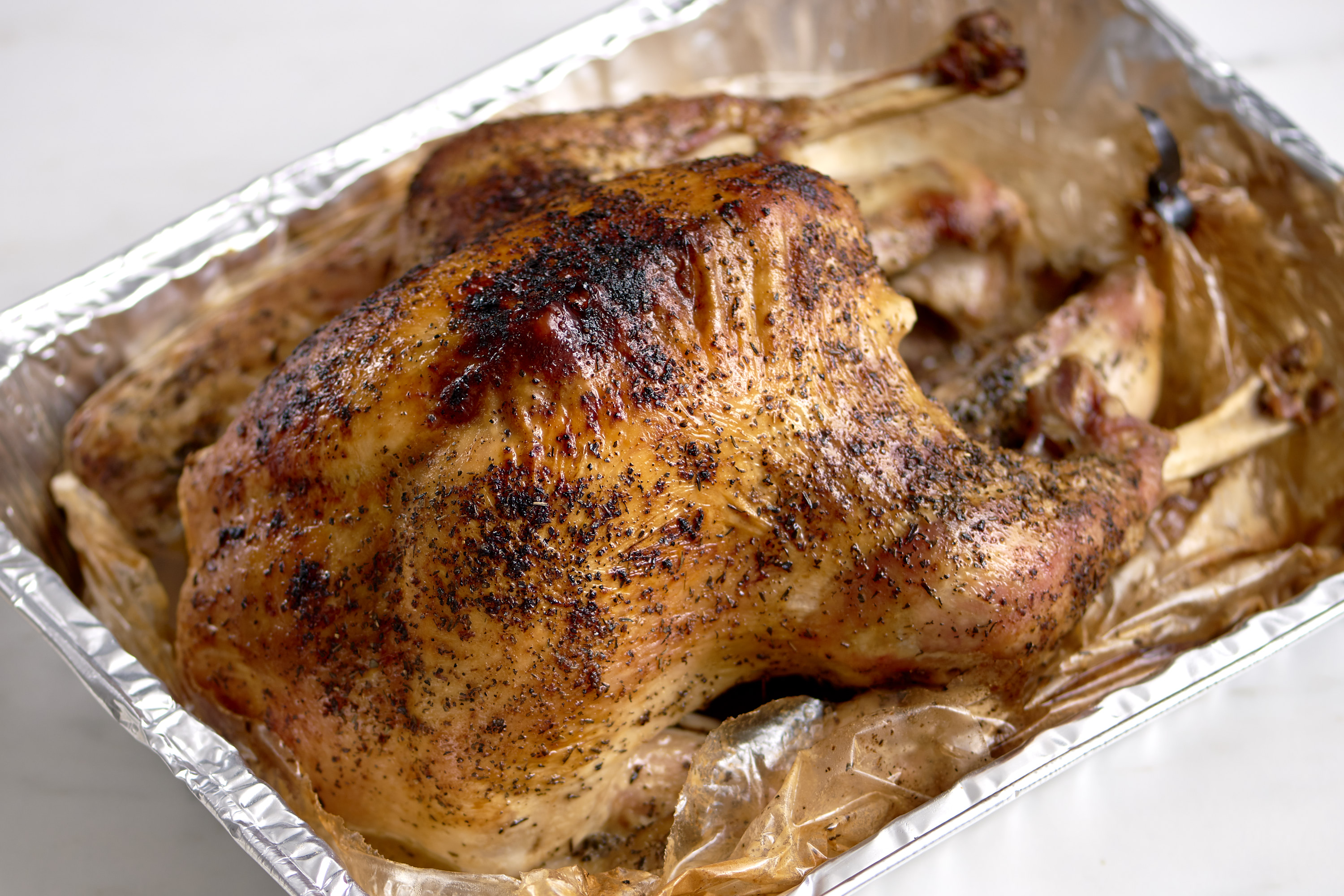 How To Make Turkey in a Bag
