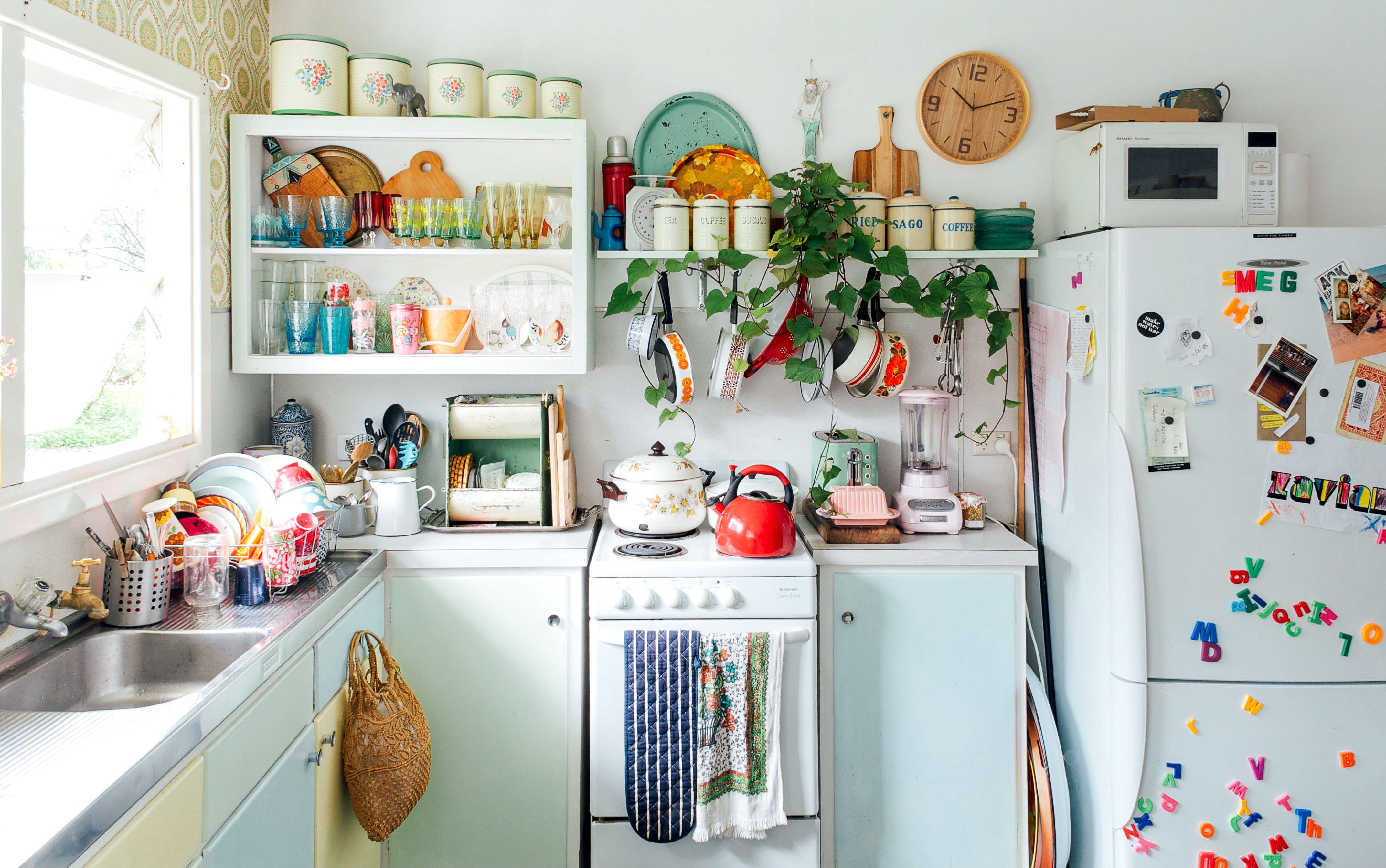 Image result for cluttered kitchen - HD images