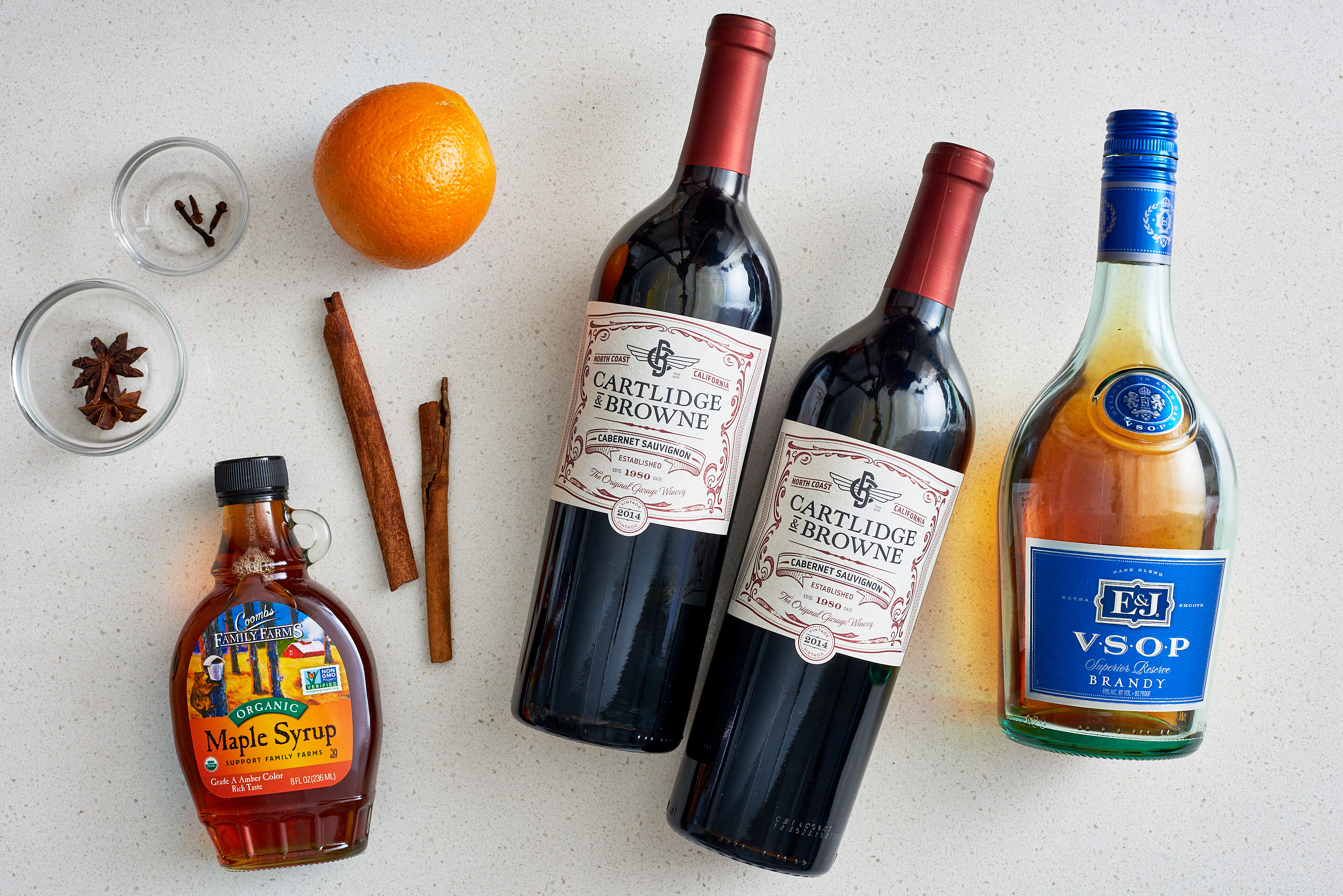 Slow Cooker Mulled Wine: The Easiest, Simplest Method