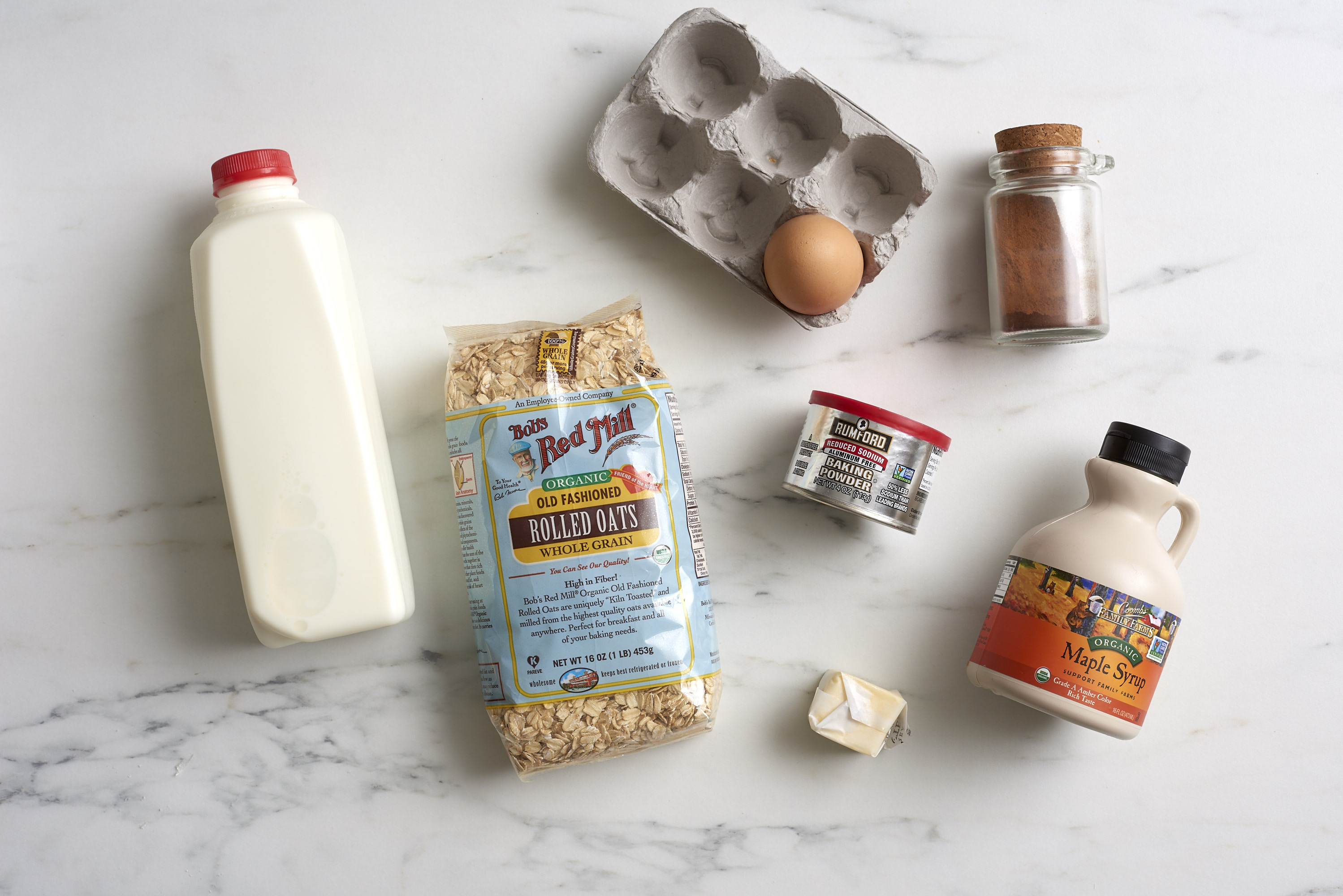 Healthy Baked Oatmeal: The Easiest Make-Ahead Method