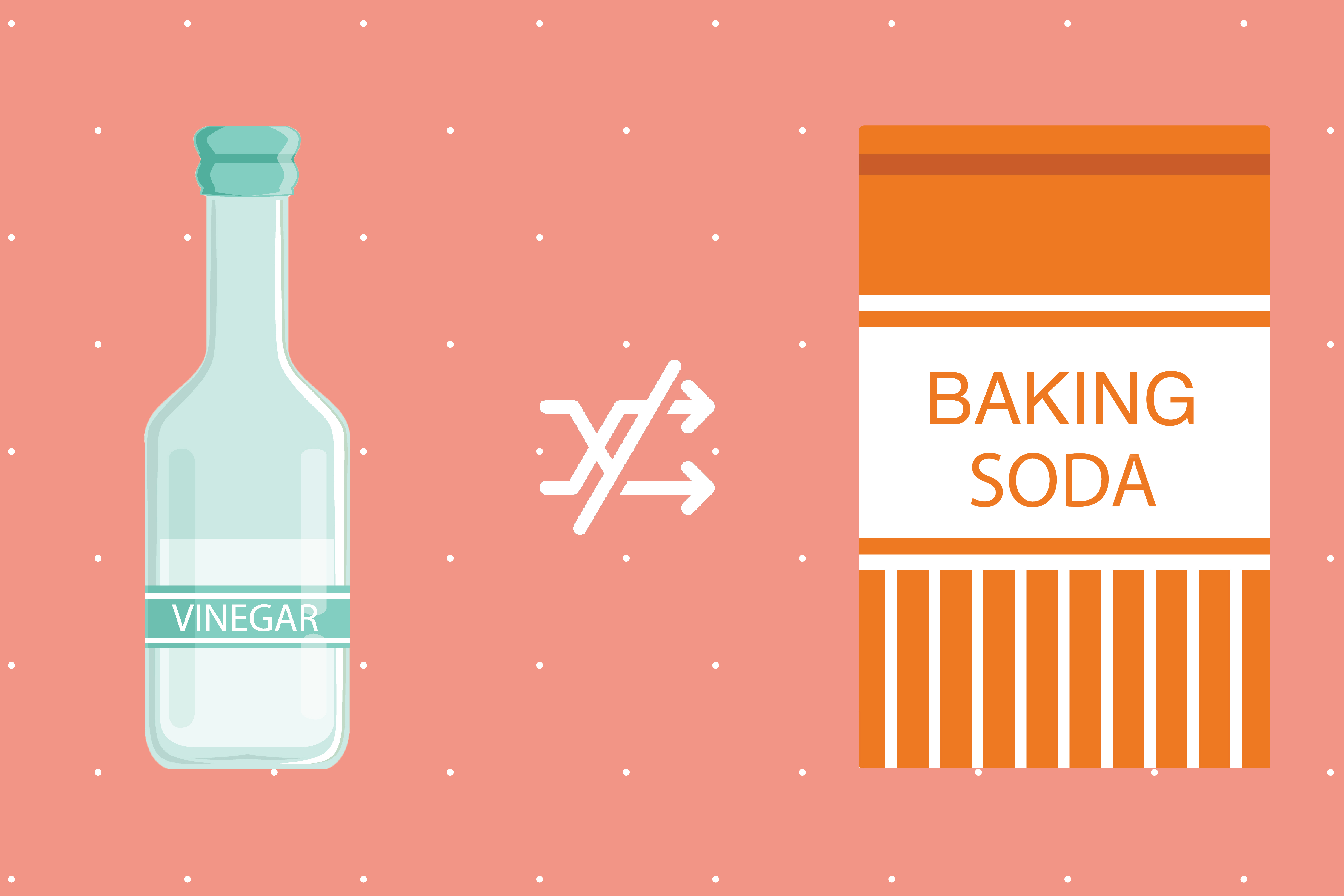 What Happens When You Mix Baking Soda with Vinegar? | Kitchn