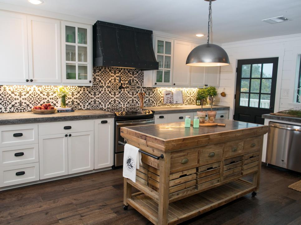 Our 5 Favorite Kitchen Renovations On Fixer Upper Kitchn