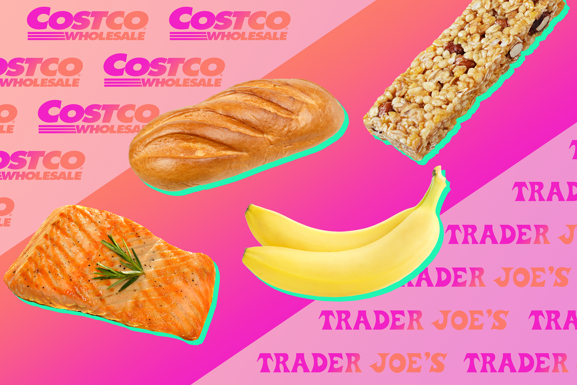 Costco Trader Joe's Food Cheaper Price Comparison | Kitchn