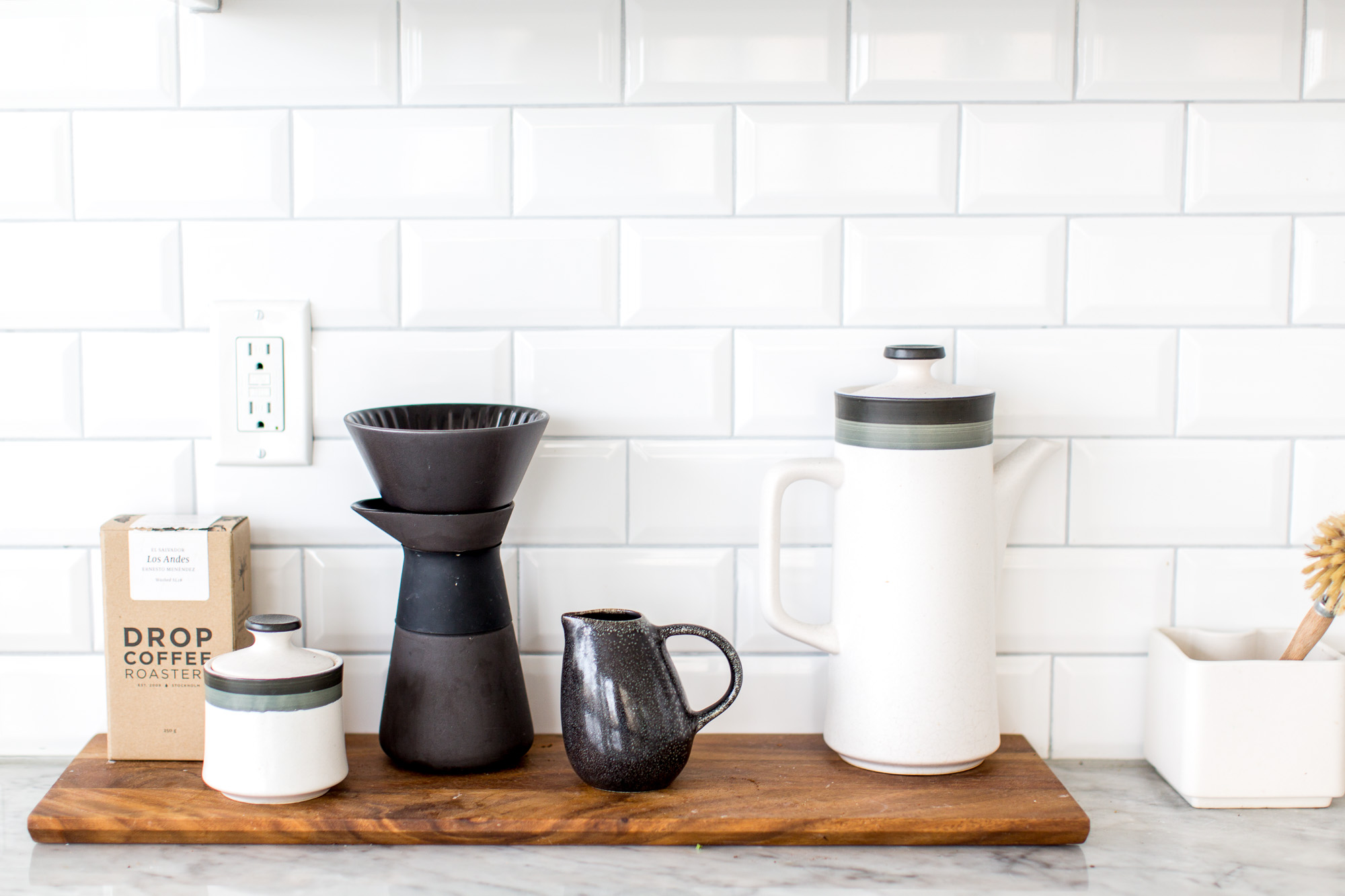 7 Coffee Bars You Ll Want For Your Own Kitchen Kitchn