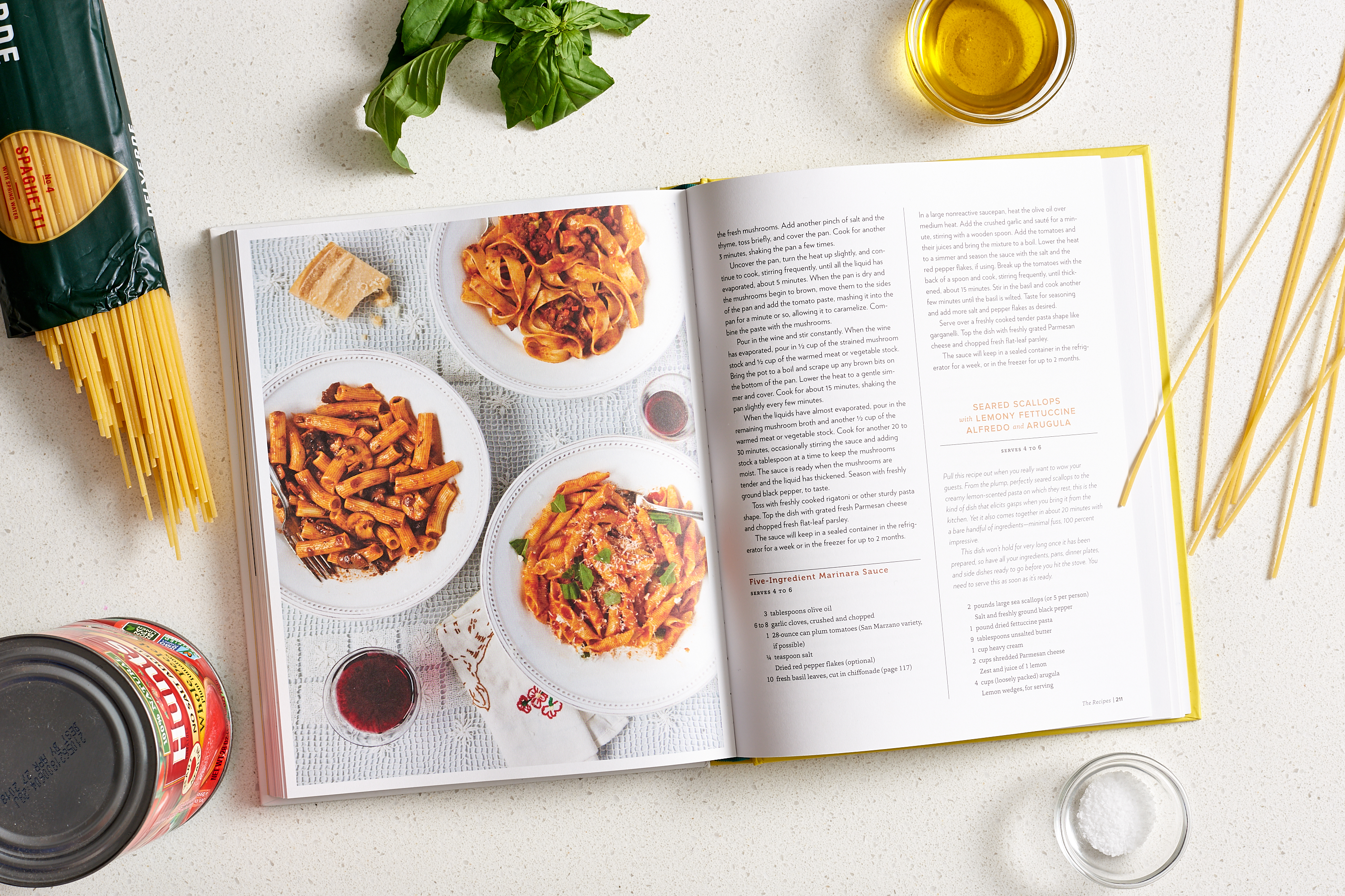 How To Rescue Your Favorite Cookbook from Food Spills | Kitchn