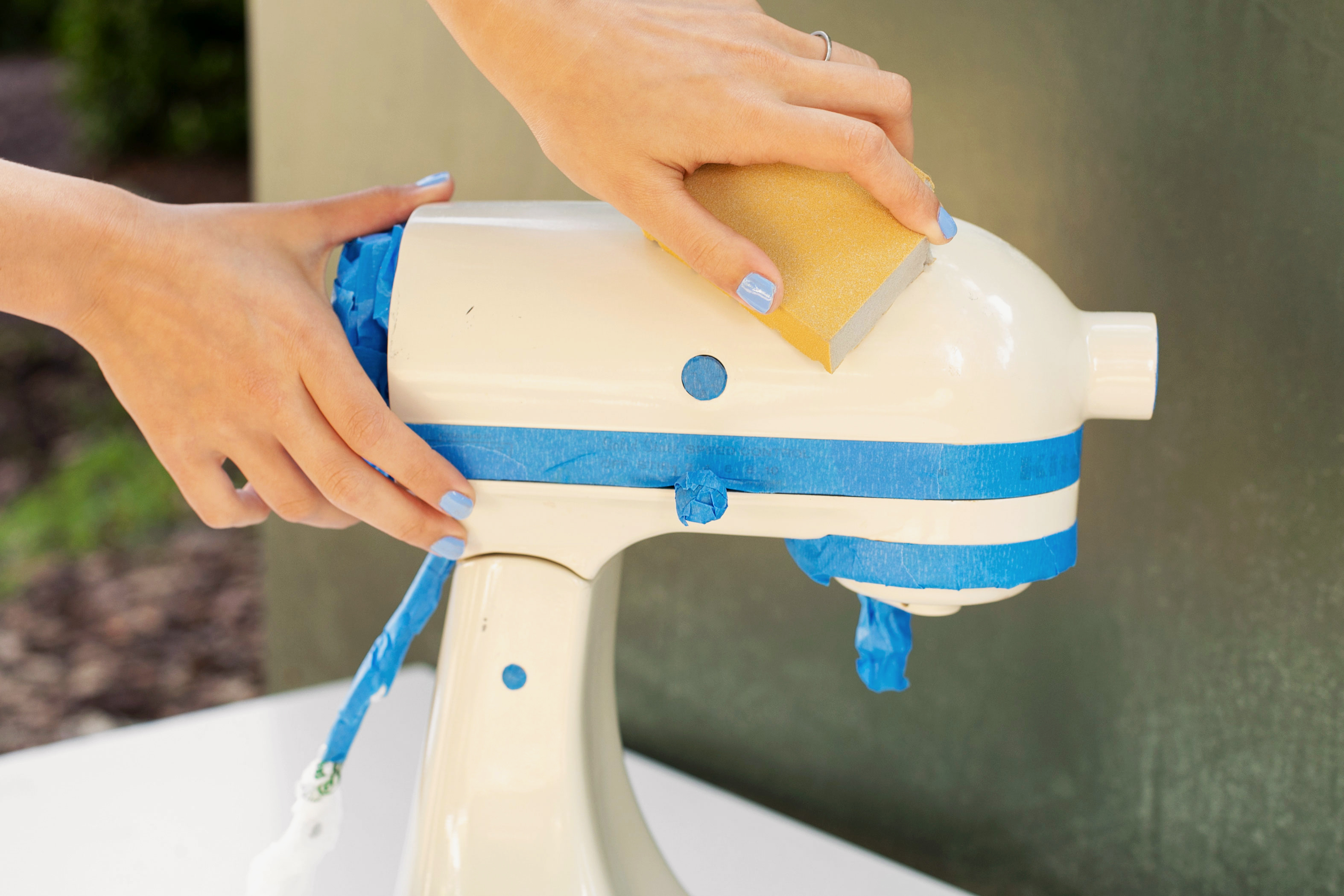 How To Paint A Kitchenaid Stand Mixer Kitchn