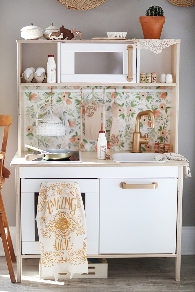 Ikea Play Kitchen Duktig Hacks Kitchn