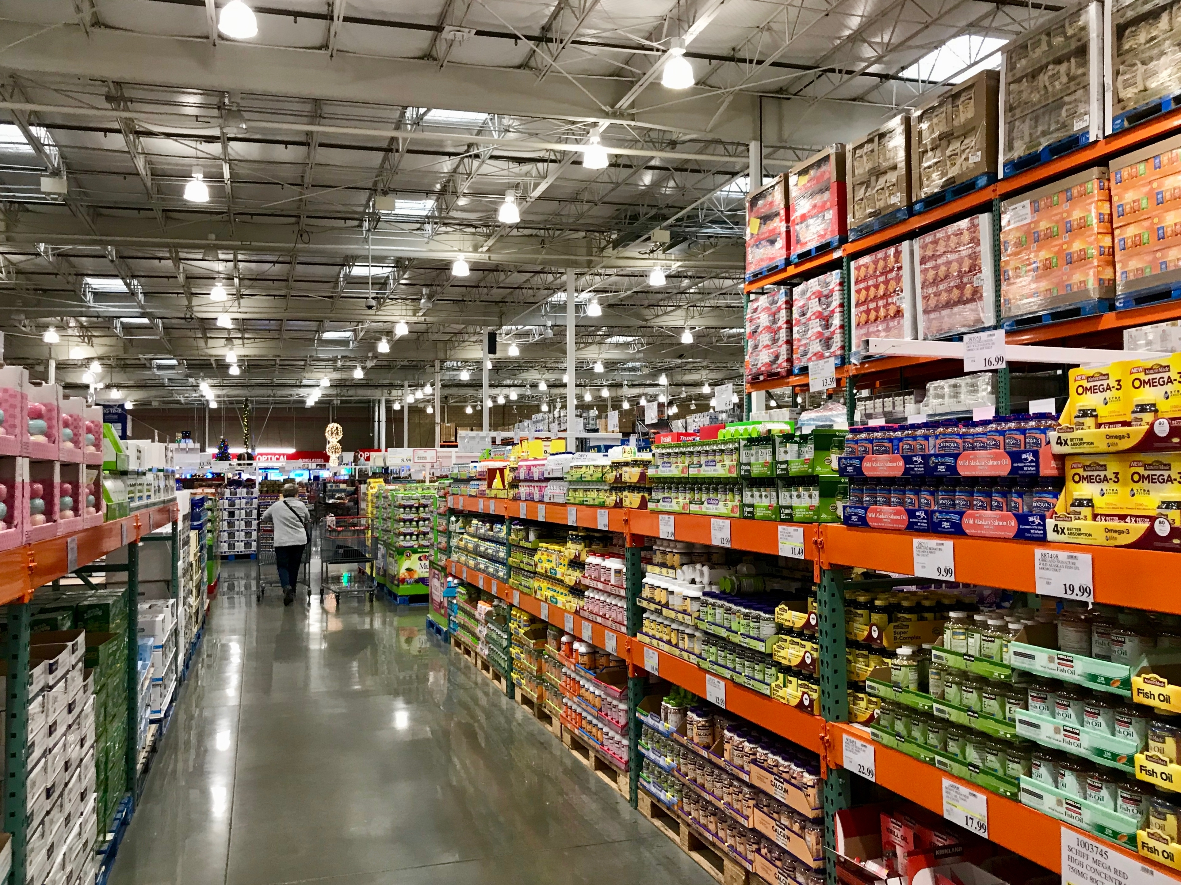 Costco Store Design Moving Products Sales Strategy | Kitchn