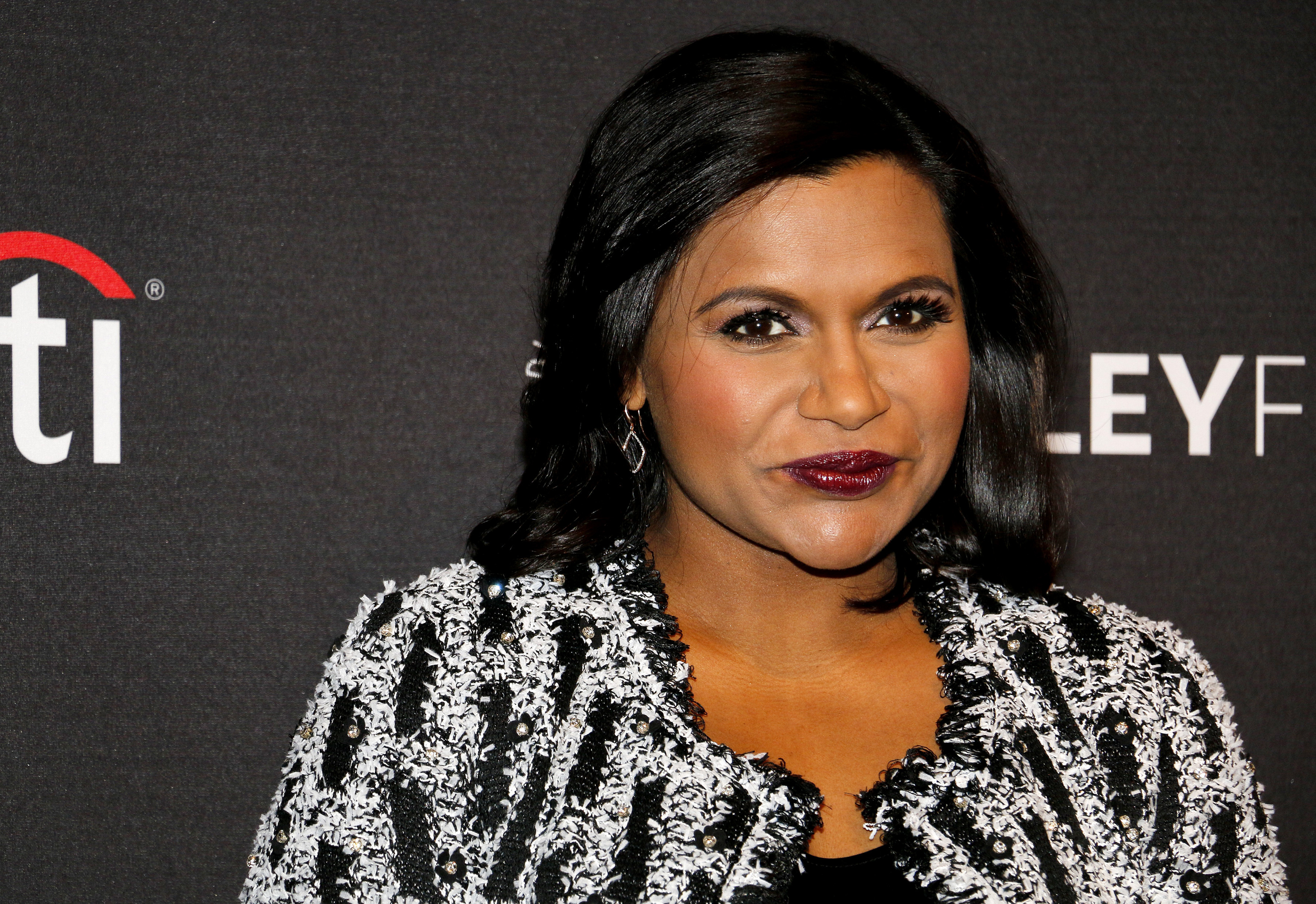 Mindy Kaling Eats Beef Jerky In Her Trailer Kitchn