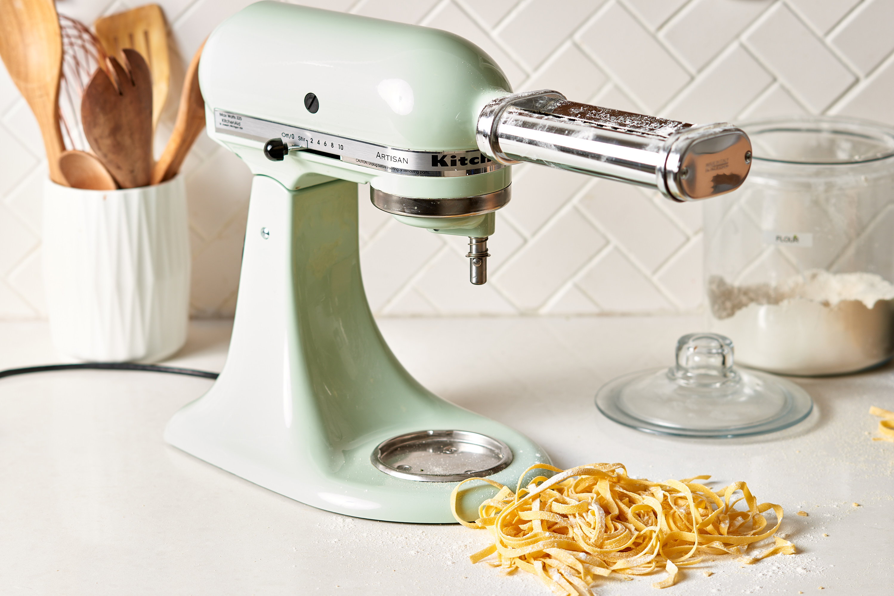 How to Clean KitchenAid Pasta Attachment | Kitchn