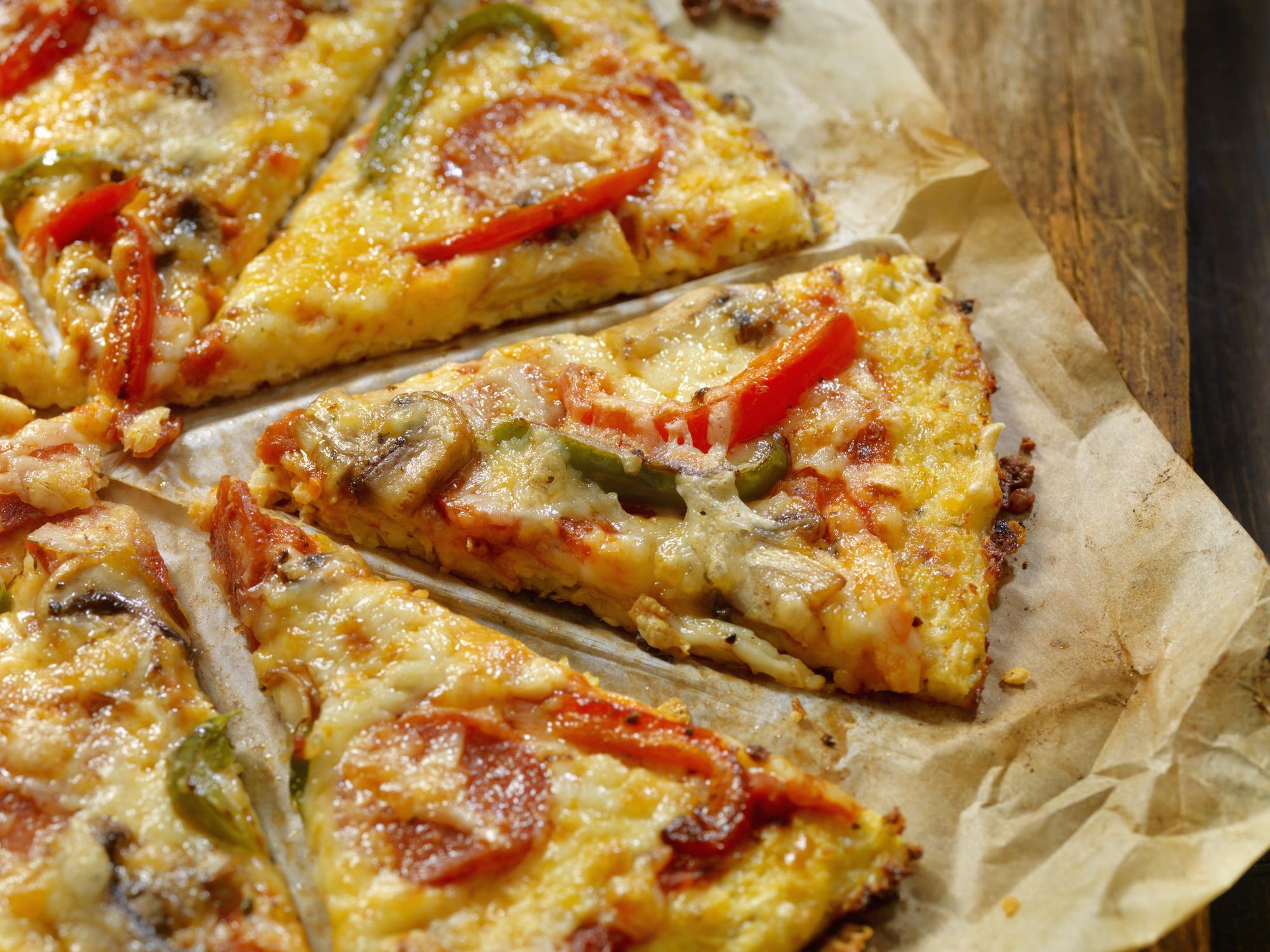 California Pizza Kitchen Cauliflower Crust Nutrition Facts ...