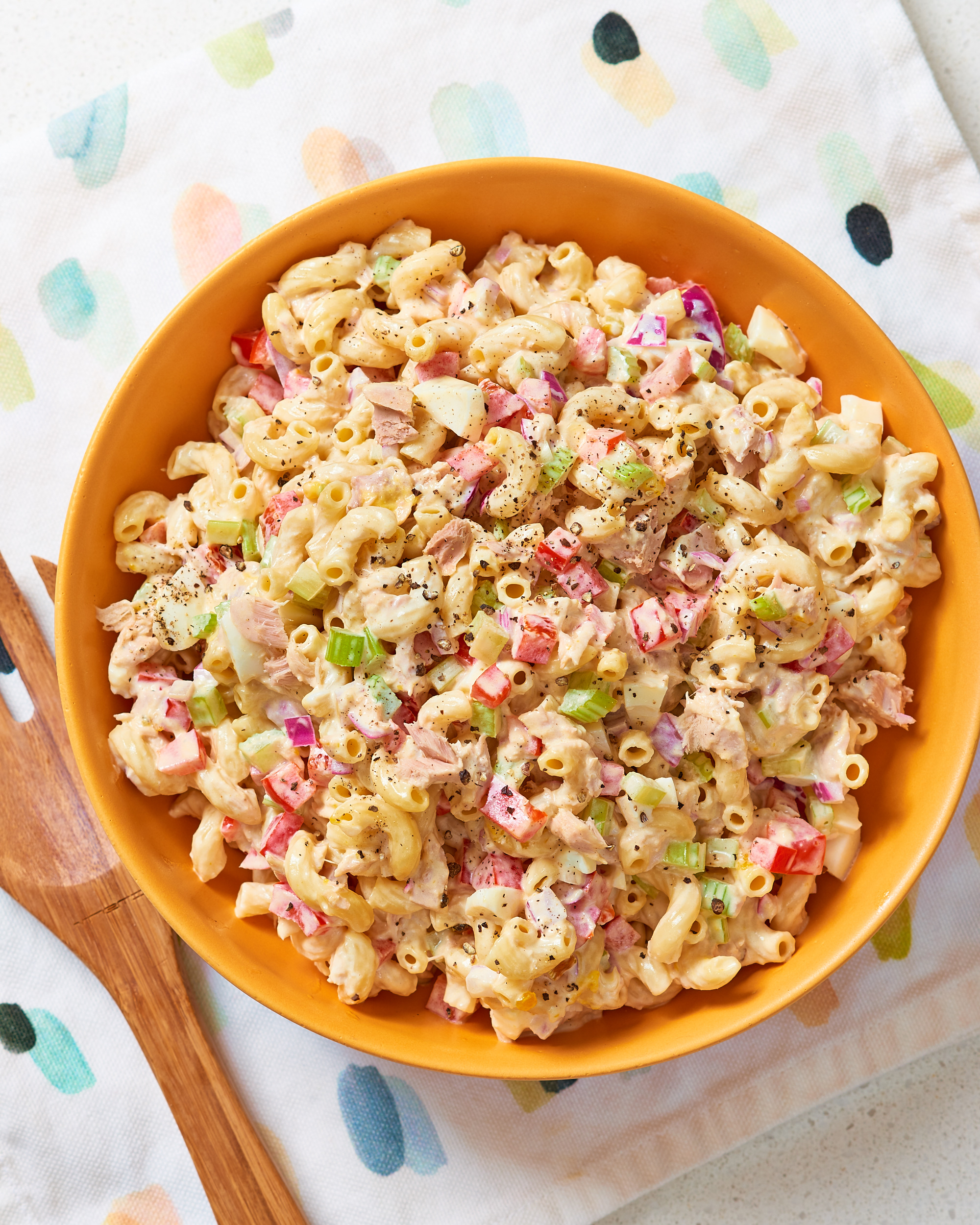 Better Classic Tuna Macaroni Salad Kitchn Kitchn